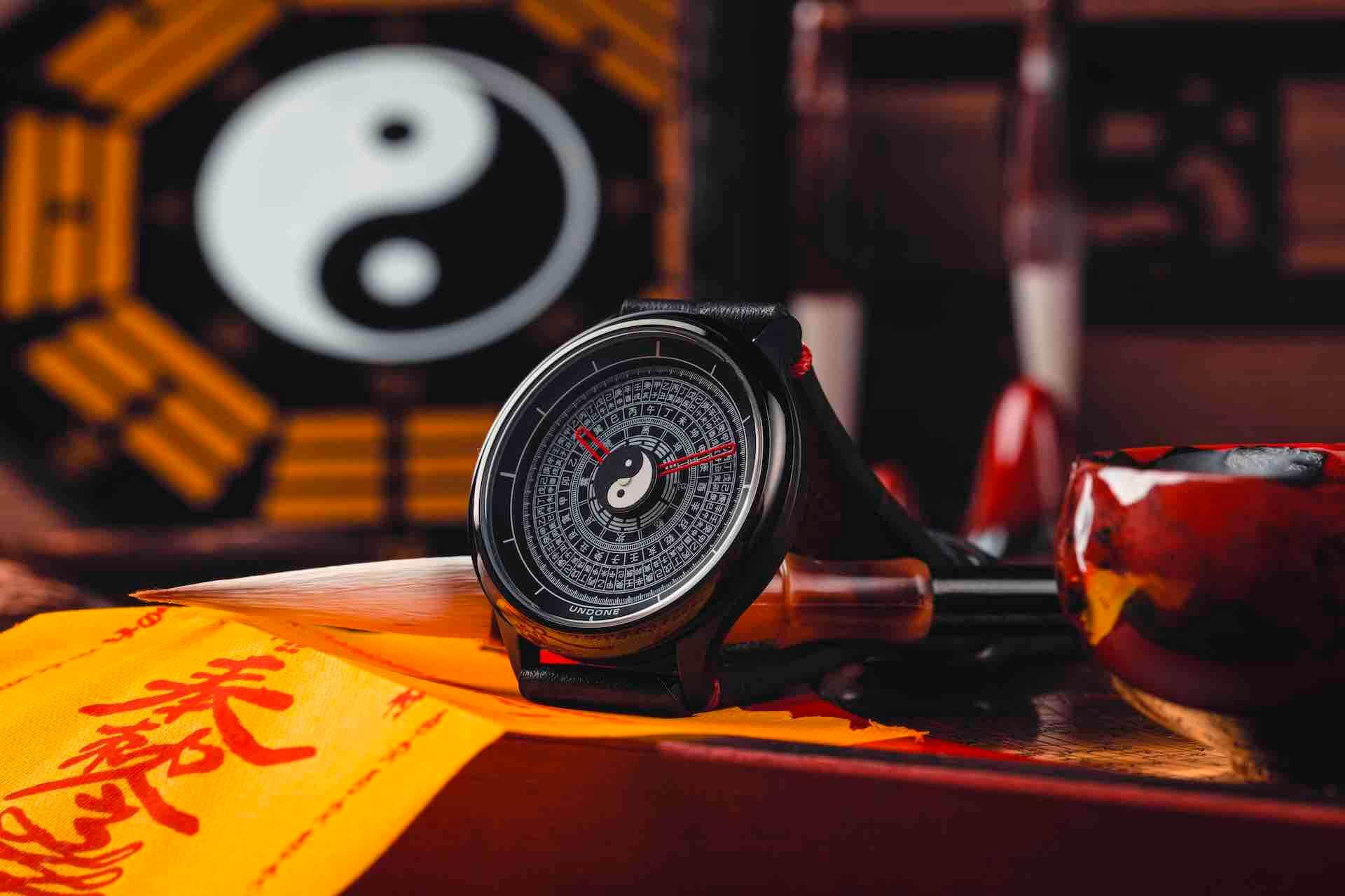 UNDONEから羅盤や風水コンパスを近代的にアレンジした腕時計が登場!ケースバックには十干十二支がプリント lf200623_undone_zen_05