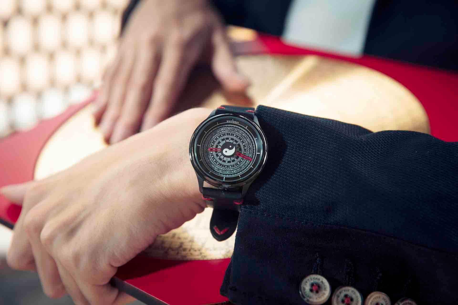 UNDONEから羅盤や風水コンパスを近代的にアレンジした腕時計が登場!ケースバックには十干十二支がプリント lf200623_undone_zen_07