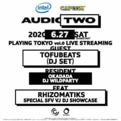 SFV PLAYING TOKYO vol.0