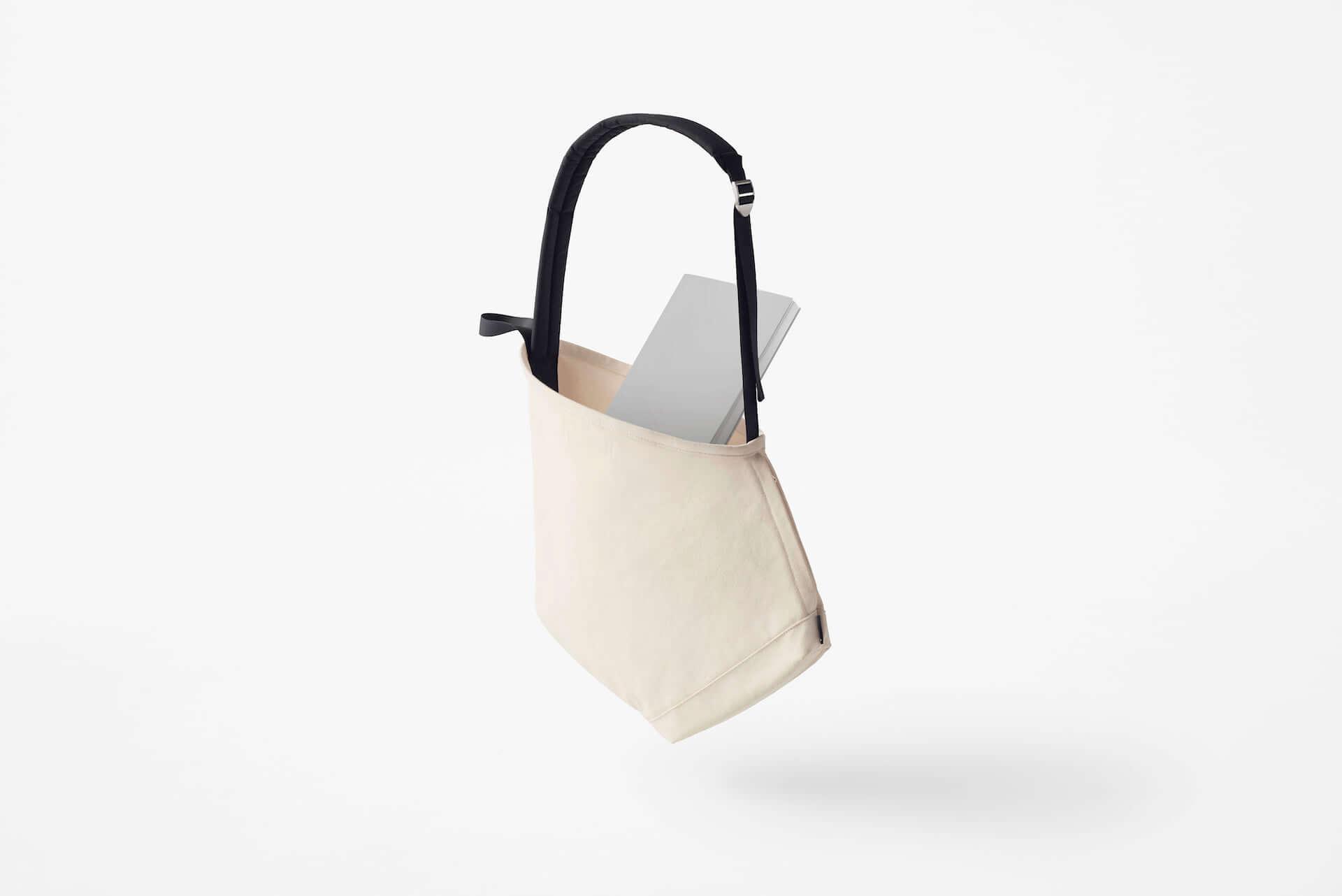 リュックとトートの利便性を兼ね備えたバッグが登場!ROOTOTEとnendoのコラボアイテム「ruck-tote」が発売 577932174eaa48377f792375e5b9a391-1920x1282