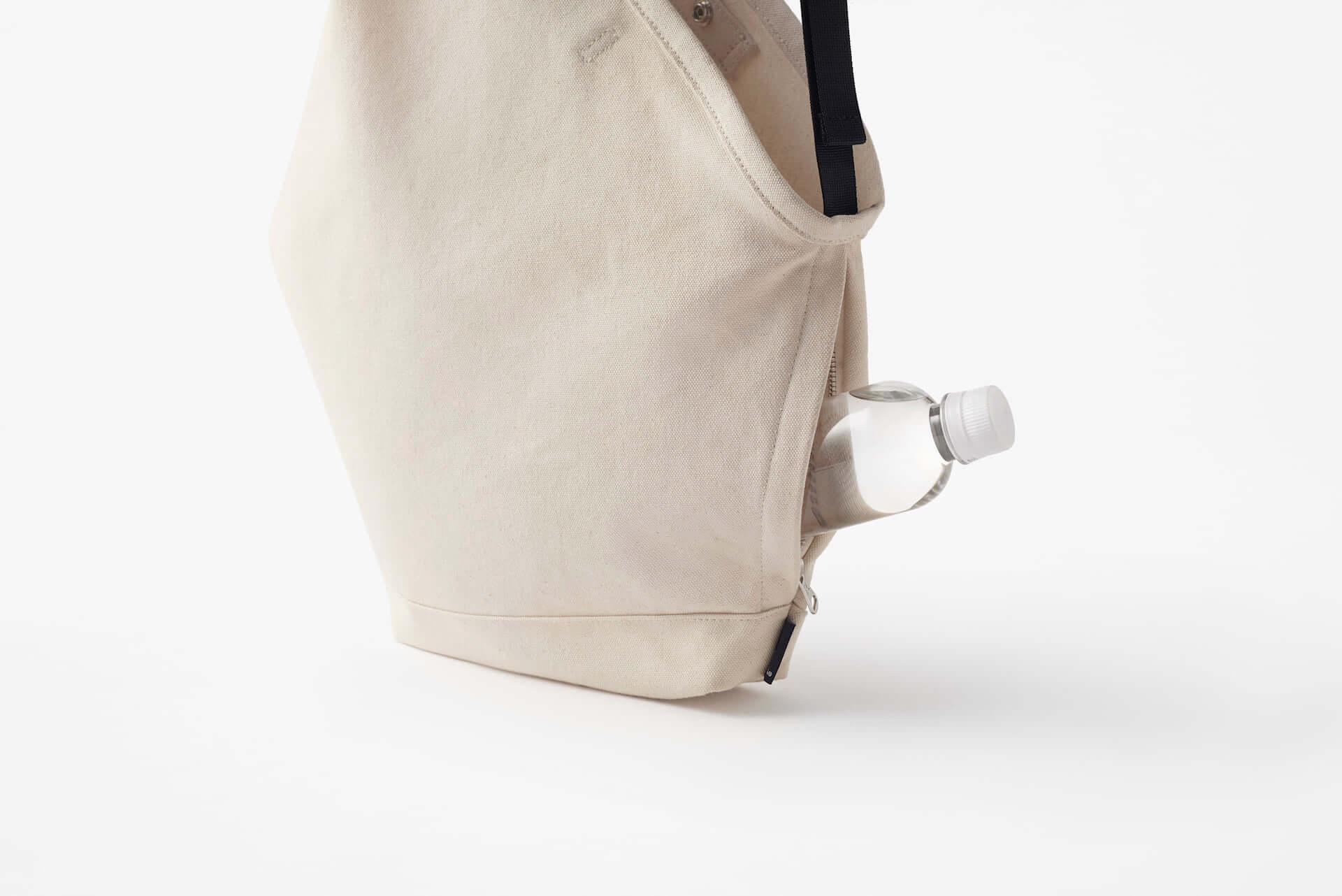 リュックとトートの利便性を兼ね備えたバッグが登場!ROOTOTEとnendoのコラボアイテム「ruck-tote」が発売 ceed77fcdb6cd1a78a9e07b9edbd8c36-1920x1282
