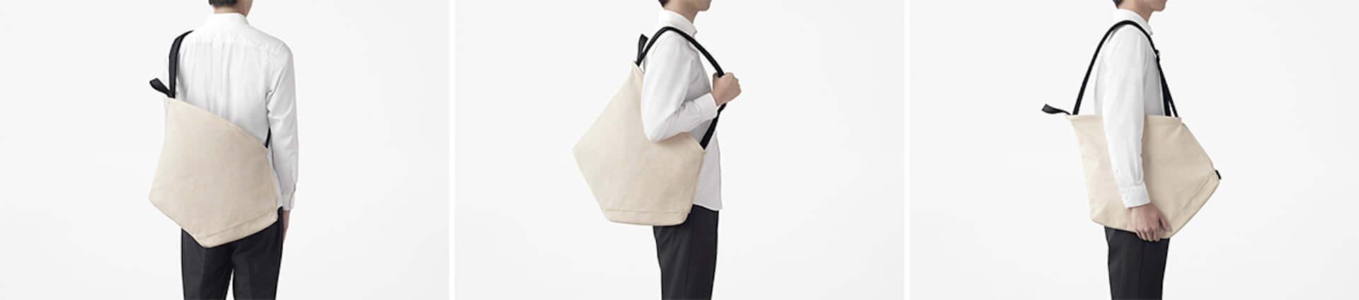 リュックとトートの利便性を兼ね備えたバッグが登場!ROOTOTEとnendoのコラボアイテム「ruck-tote」が発売 a06a47d24f40788a6d44f5d98e0e1881-1920x424