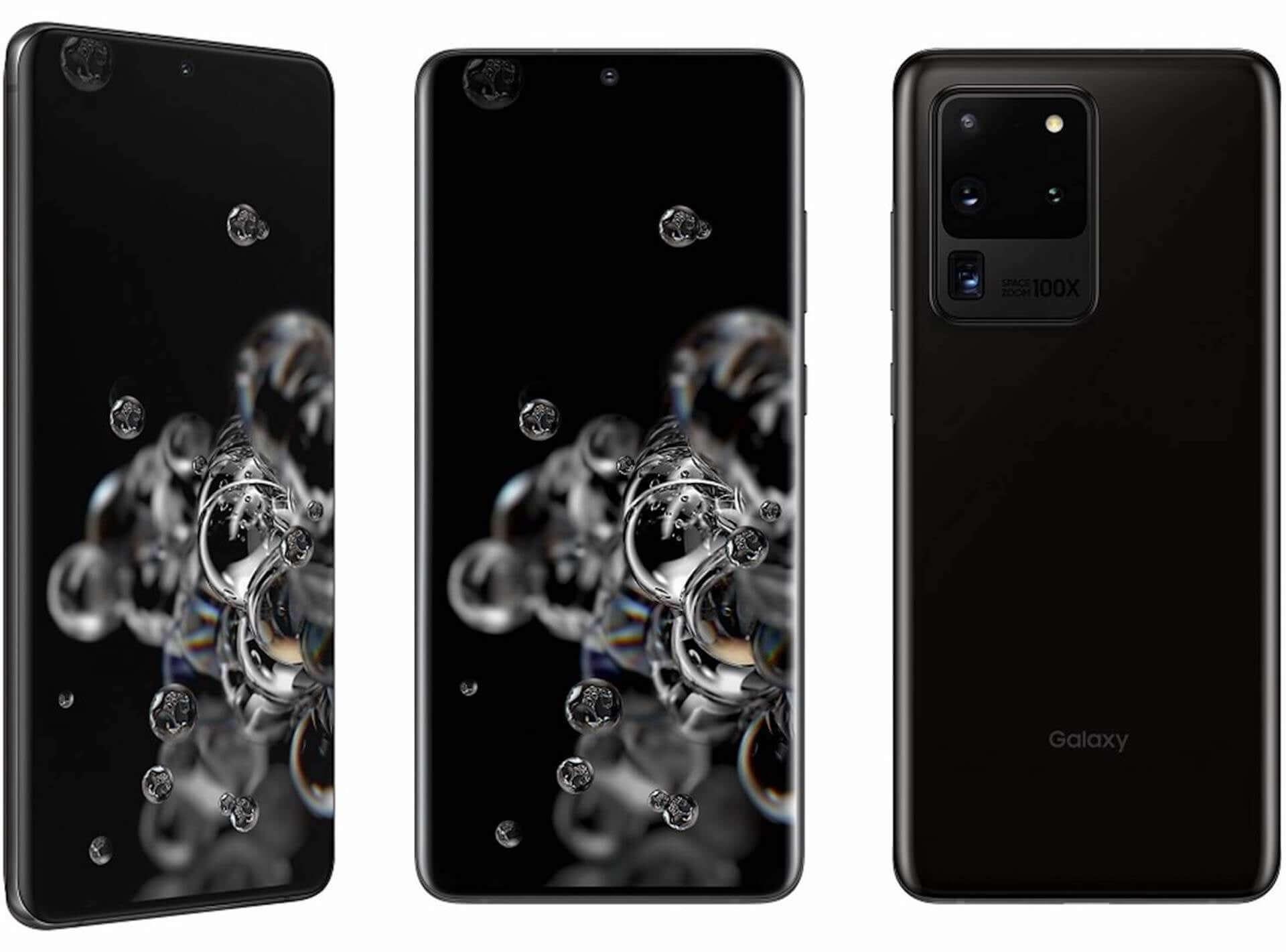 Galaxy史上最高の1億画素&100倍ズームカメラ搭載の5G対応スマホ『Galaxy S20 Ultra 5G』がKDDIから発売決定!撮影用スタンドのプレゼントキャンペーンも tech200624_galaxy_1-1920x1421