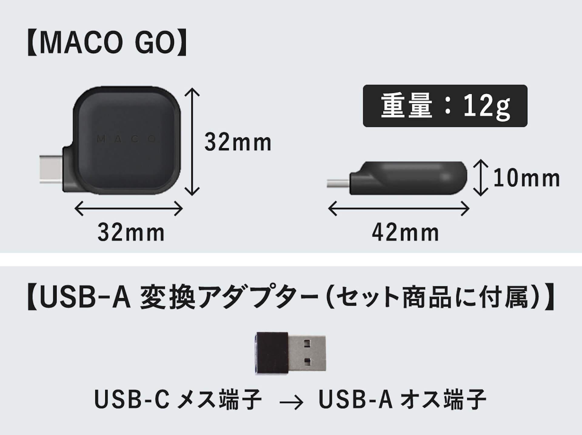 コインサイズのApple Watch専用充電器「MACO GO」がクラウドファンディング「Makuake」に登場! tech200624_macogo_12