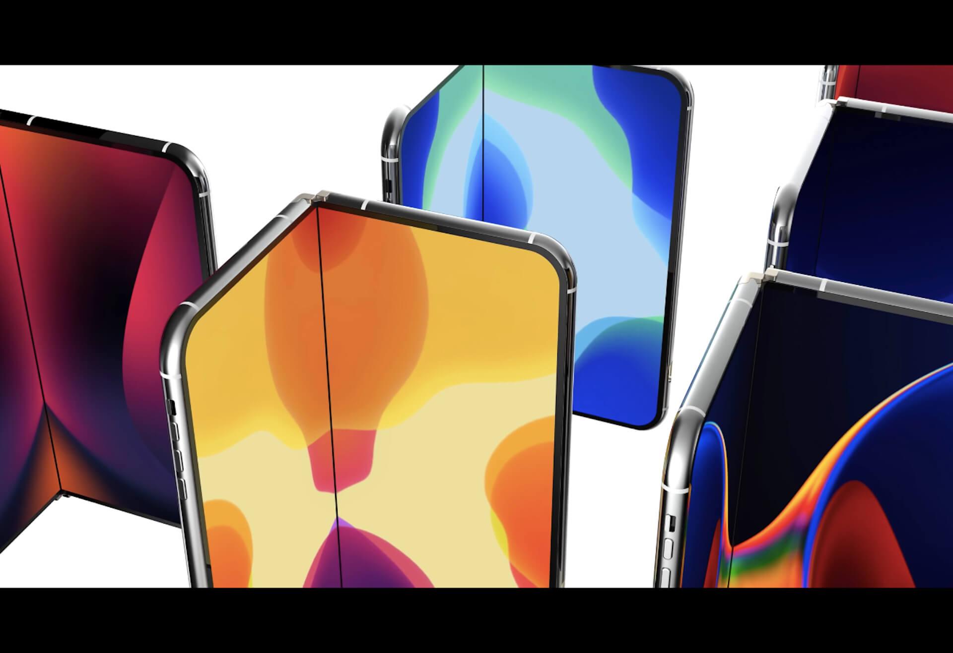来年早くも折りたたみiPhone登場か?Apple提携の製造メーカーがサプライチェーンとして参加決定か tech200625_iphone_foldable_main
