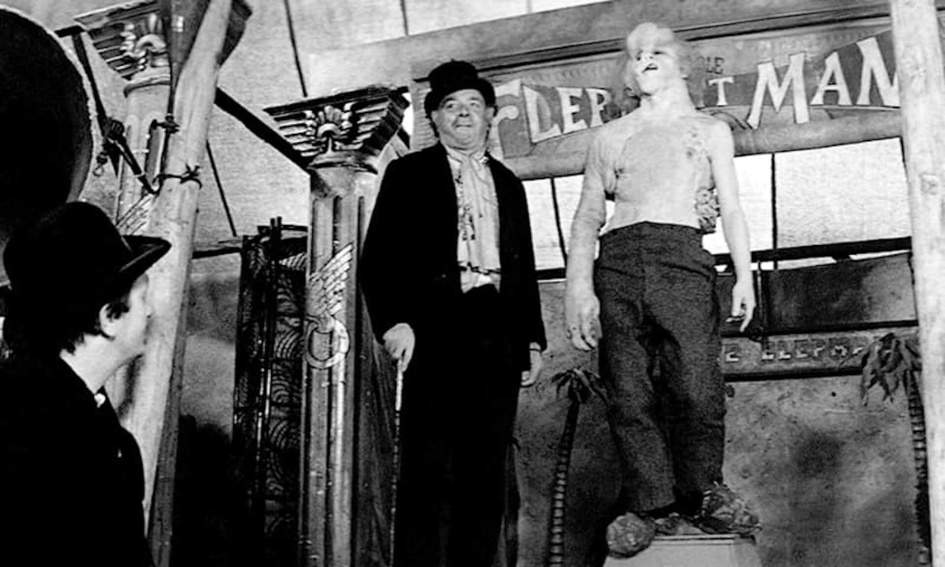 デヴィッド・リンチ最高傑作『エレファント・マン』が4K版で上映決定!自ら製作経緯を語るインタビュー映像が解禁 film200626_elephantman_3