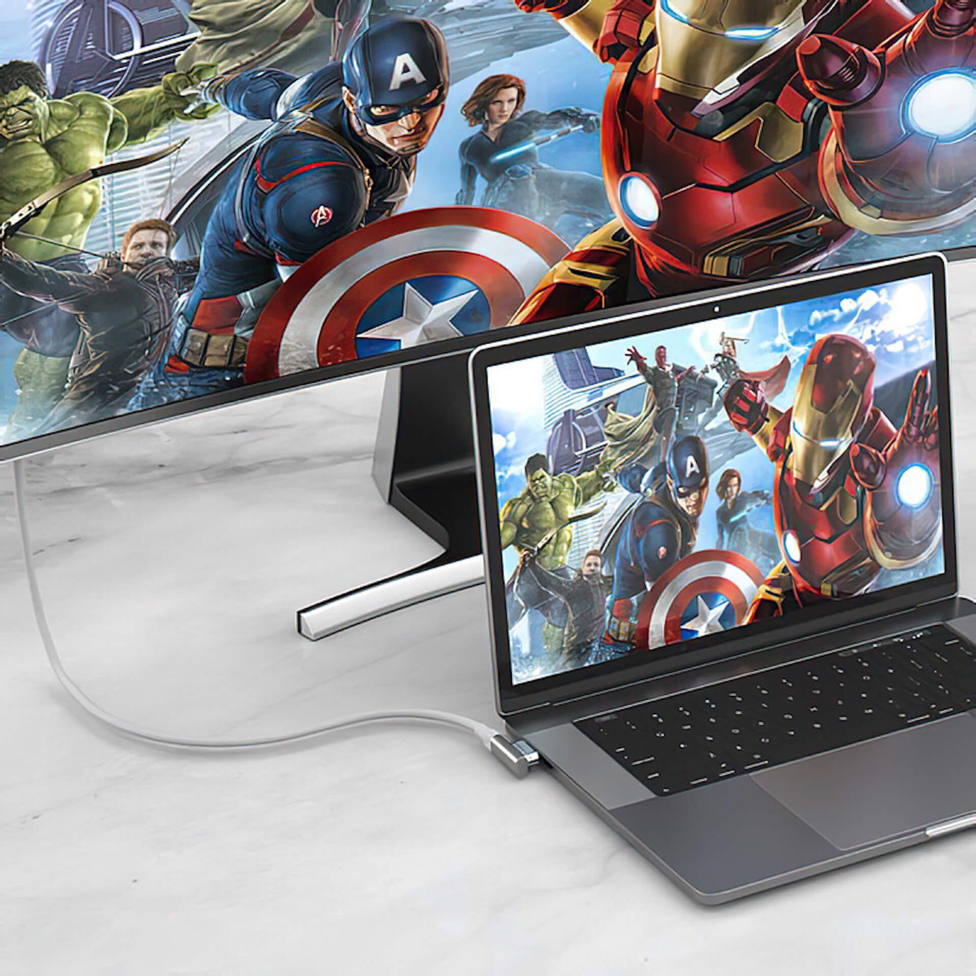 USB-Cのコネクタ同士をマグネットで引き寄せる!「HBLINK Magnet USB-C ケーブル」がGLOTURE.JPに登場 tech200625_usbc_cable_1