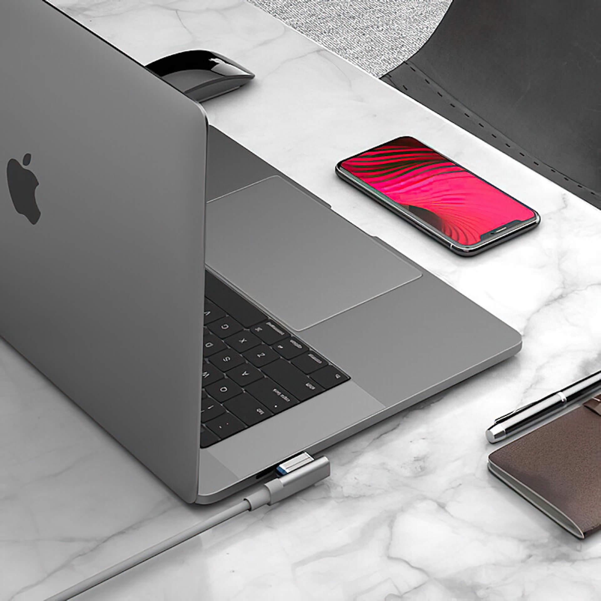 USB-Cのコネクタ同士をマグネットで引き寄せる!「HBLINK Magnet USB-C ケーブル」がGLOTURE.JPに登場 tech200625_usbc_cable_2