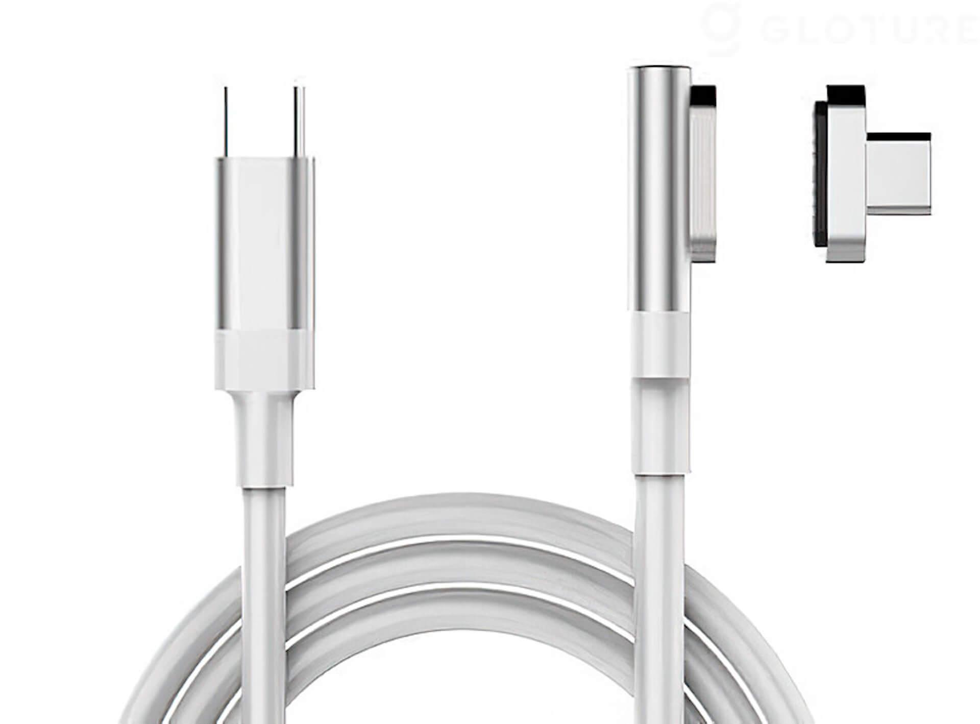 USB-Cのコネクタ同士をマグネットで引き寄せる!「HBLINK Magnet USB-C ケーブル」がGLOTURE.JPに登場 tech200625_usbc_cable_14