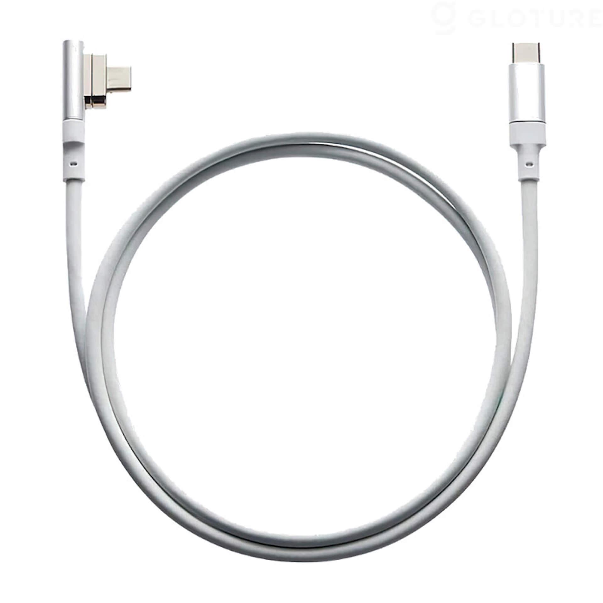 USB-Cのコネクタ同士をマグネットで引き寄せる!「HBLINK Magnet USB-C ケーブル」がGLOTURE.JPに登場 tech200625_usbc_cable_16