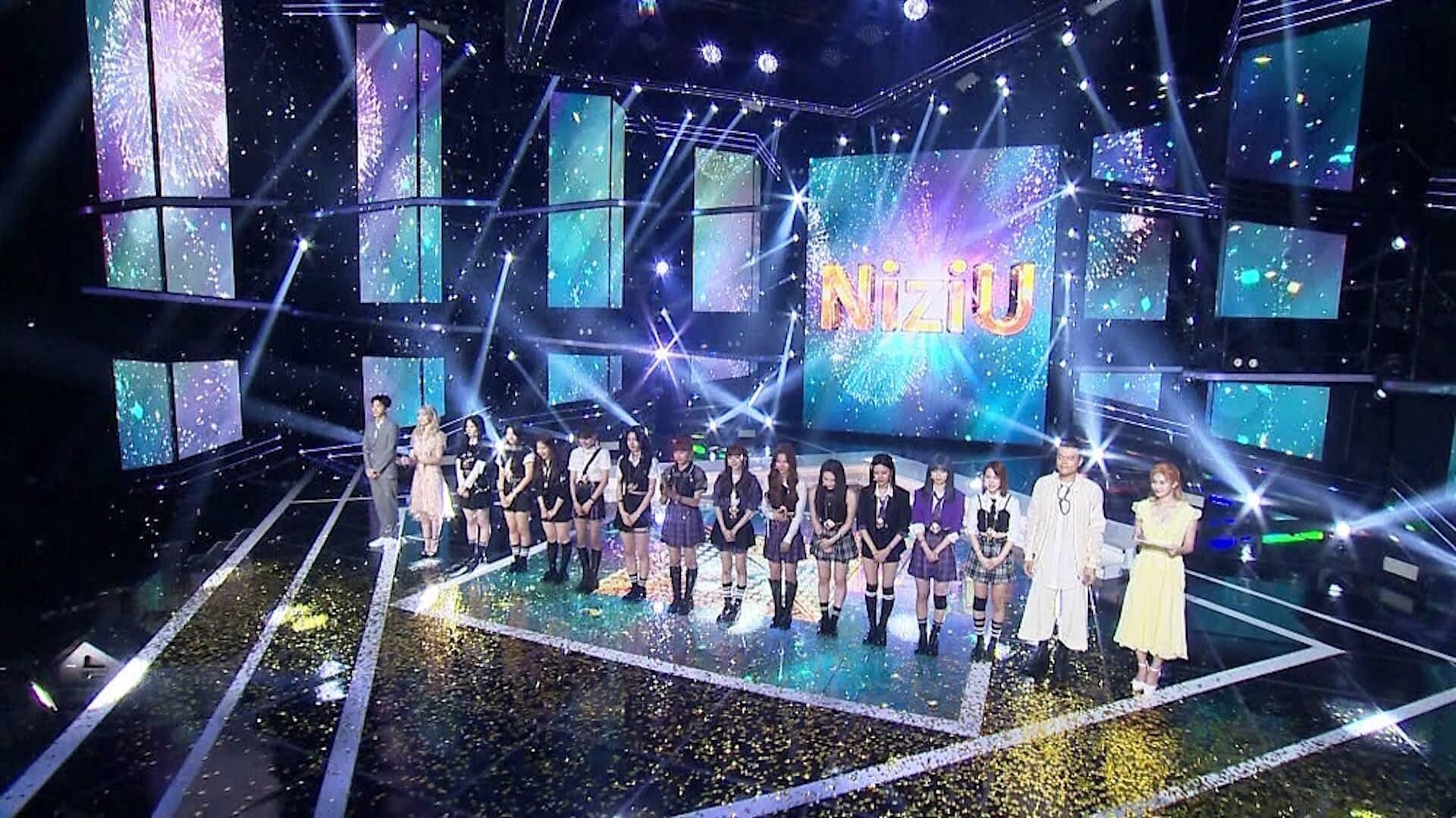 本日完結のNizi Projectから新グループNiziUが誕生!ミニアルバムで急遽プレデビュー決定 music200626_niziu_8