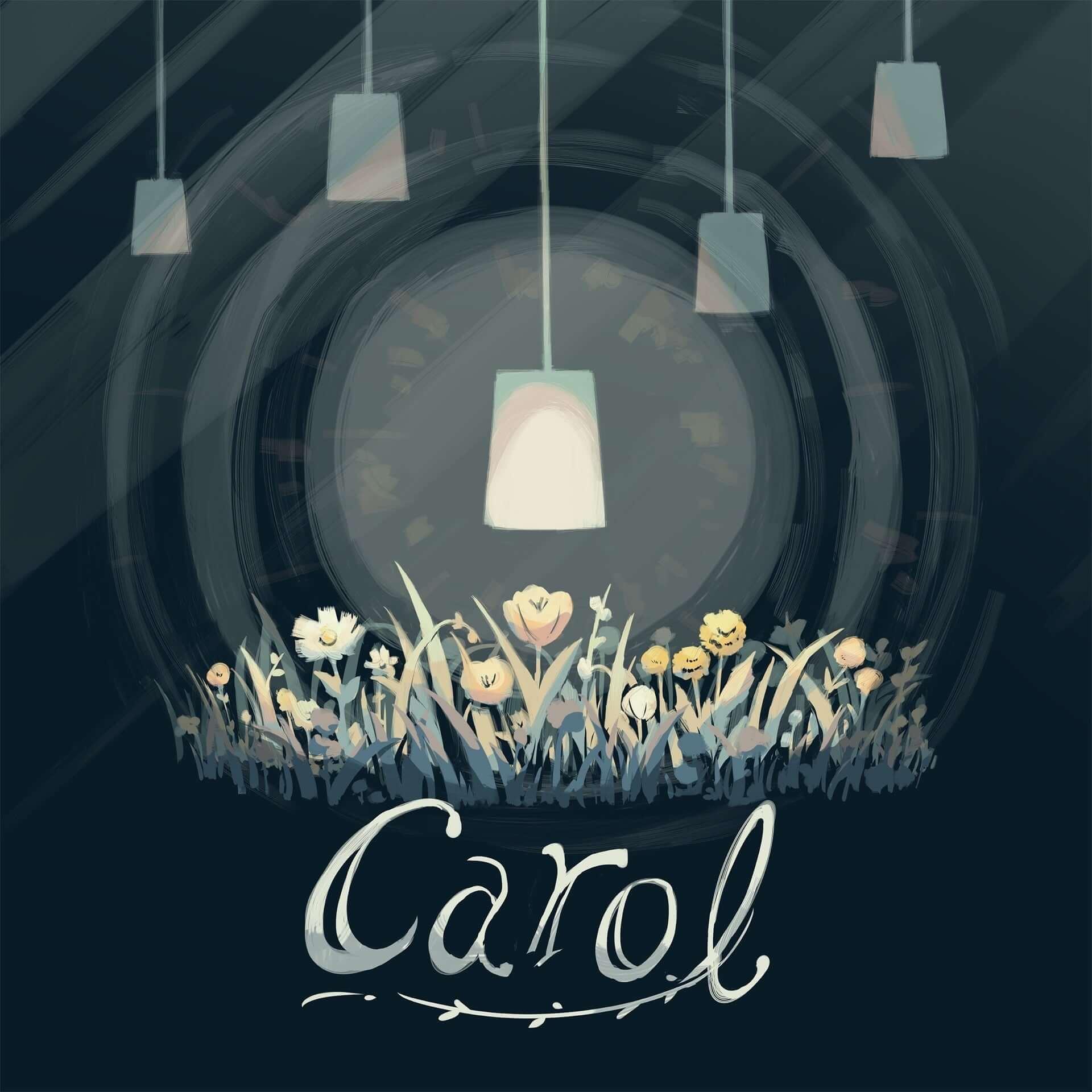 """須田景凪書き下ろし、『NHKみんなのうた』の新曲""""Carol""""が配信決定!iTunes限定のカラオケバージョンも予約受付開始 music200626_sudakeina_1-1920x1920"""