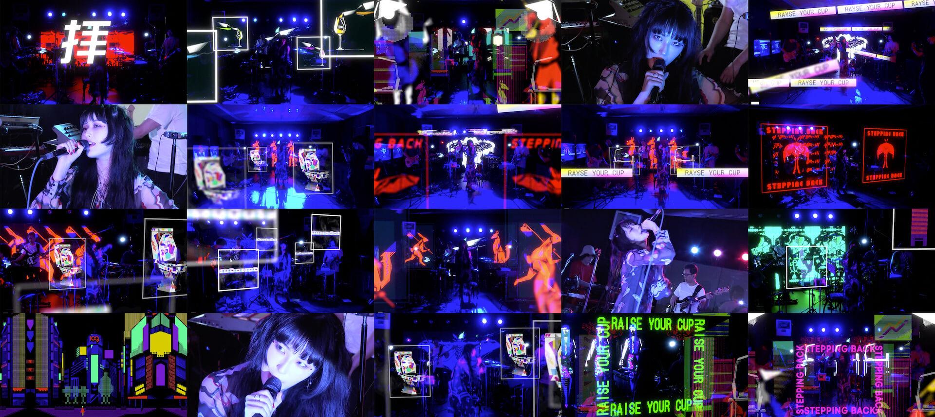 """DAOKO『anima』の世界観をテクノロジーで拡張!SUPER DOMMUNEでの最先端ARライブで見せた""""新しい生活様式""""への挑戦 music200626_super_dommune_7"""