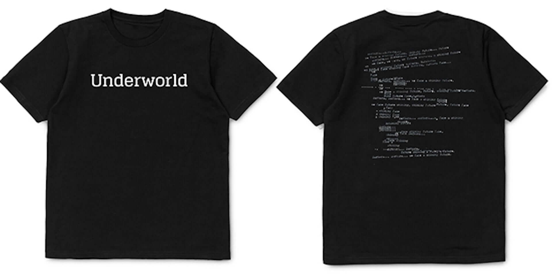 Underworldの伝説のステージ<SUMMER SONIC 2016>の記録映像が明日配信!当時のライブレポートが公開&公式Tシャツが復刻決定 music200626_underworld_12-1920x960