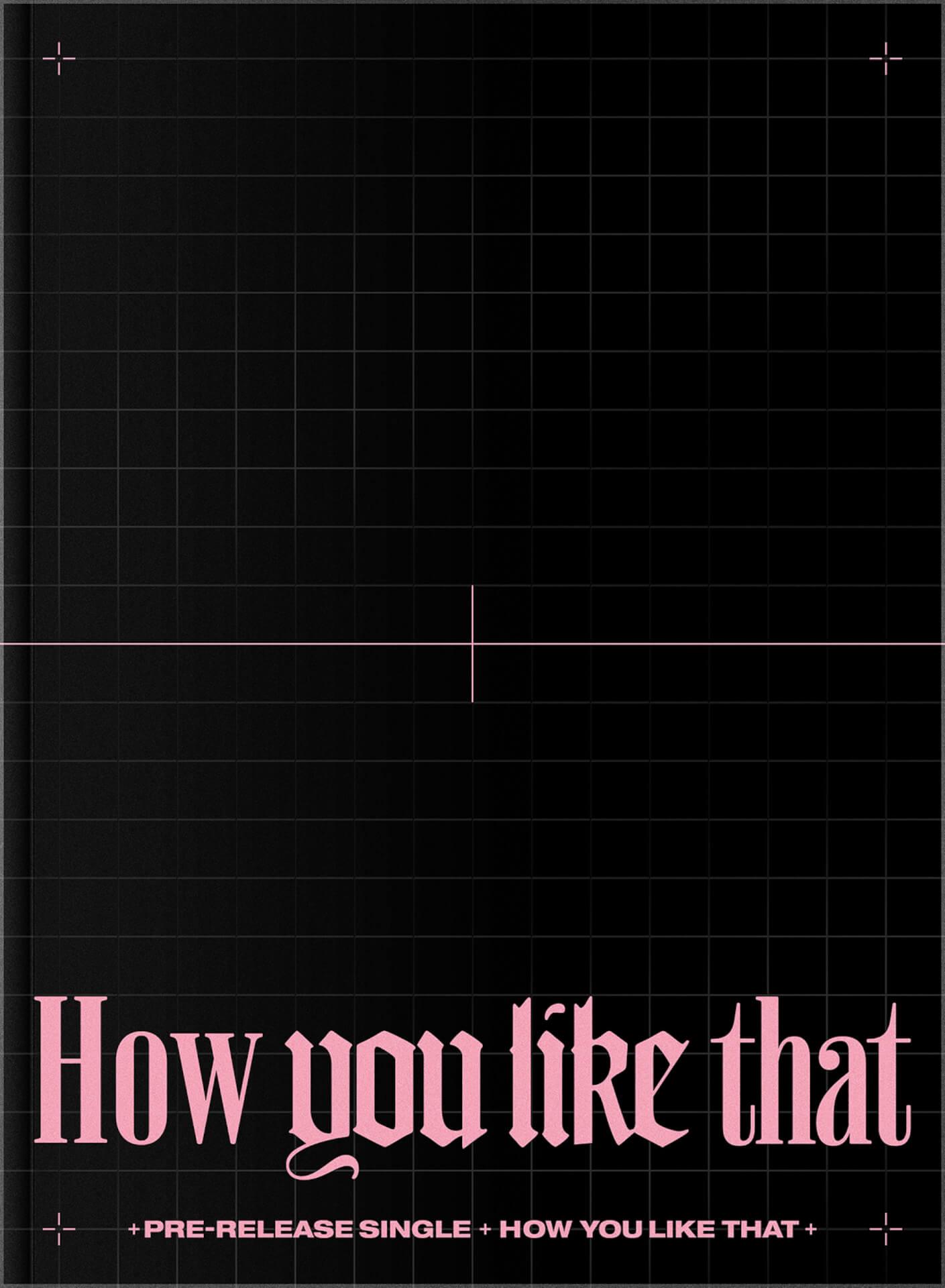 "BLACKPINKが1年2ヶ月ぶりの新曲""How You Like That""を配信リリース!MV公開でSNS大反響&SPECIAL EDITION予約販売も開始 music200626_blackpink_4"