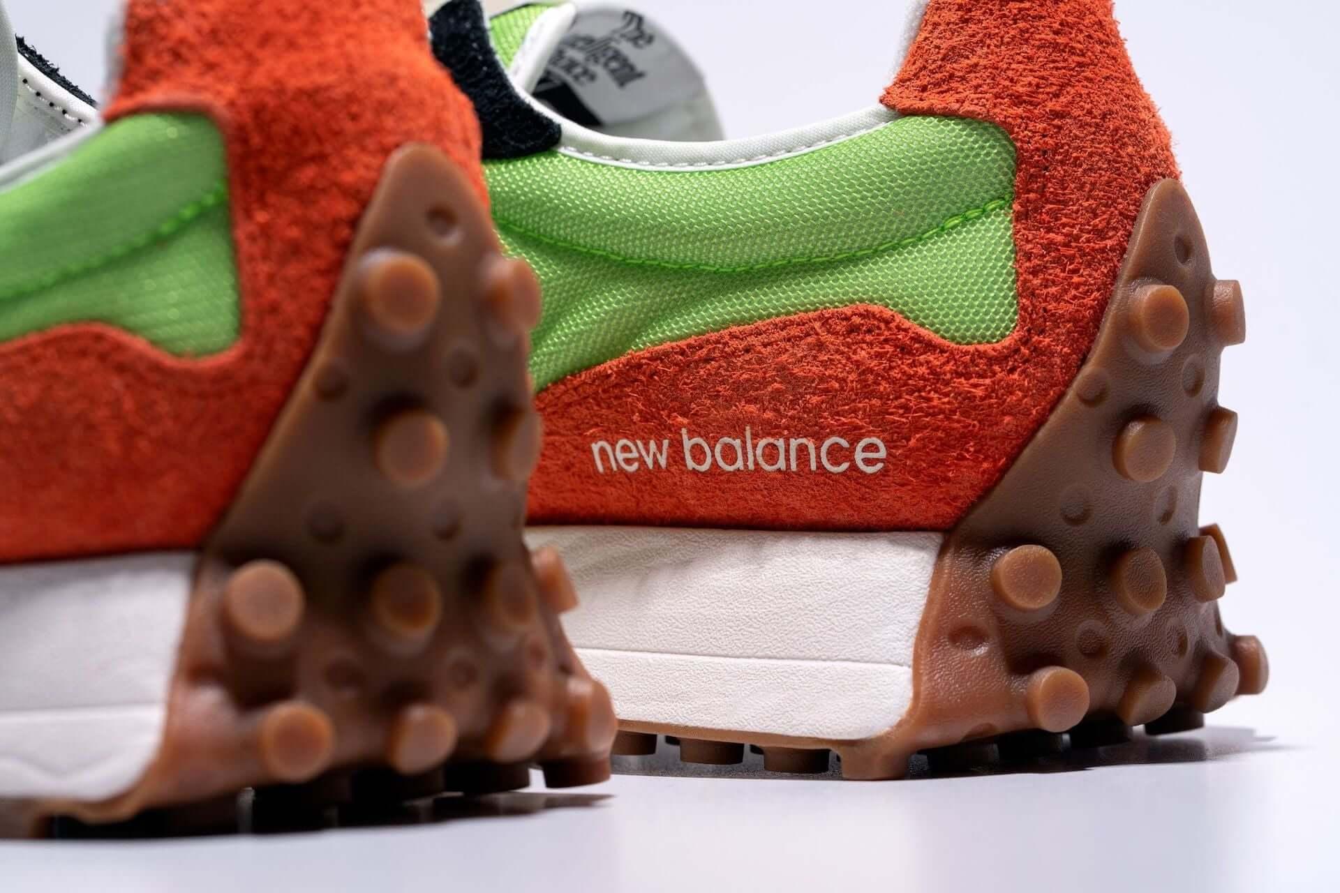 ニューバランスLIFESTYLEモデル『327』にオレンジとライムのフレッシュな新色が登場!第1弾、第2弾はほぼ完売状態に lf200629_nb_327_02-1920x1280