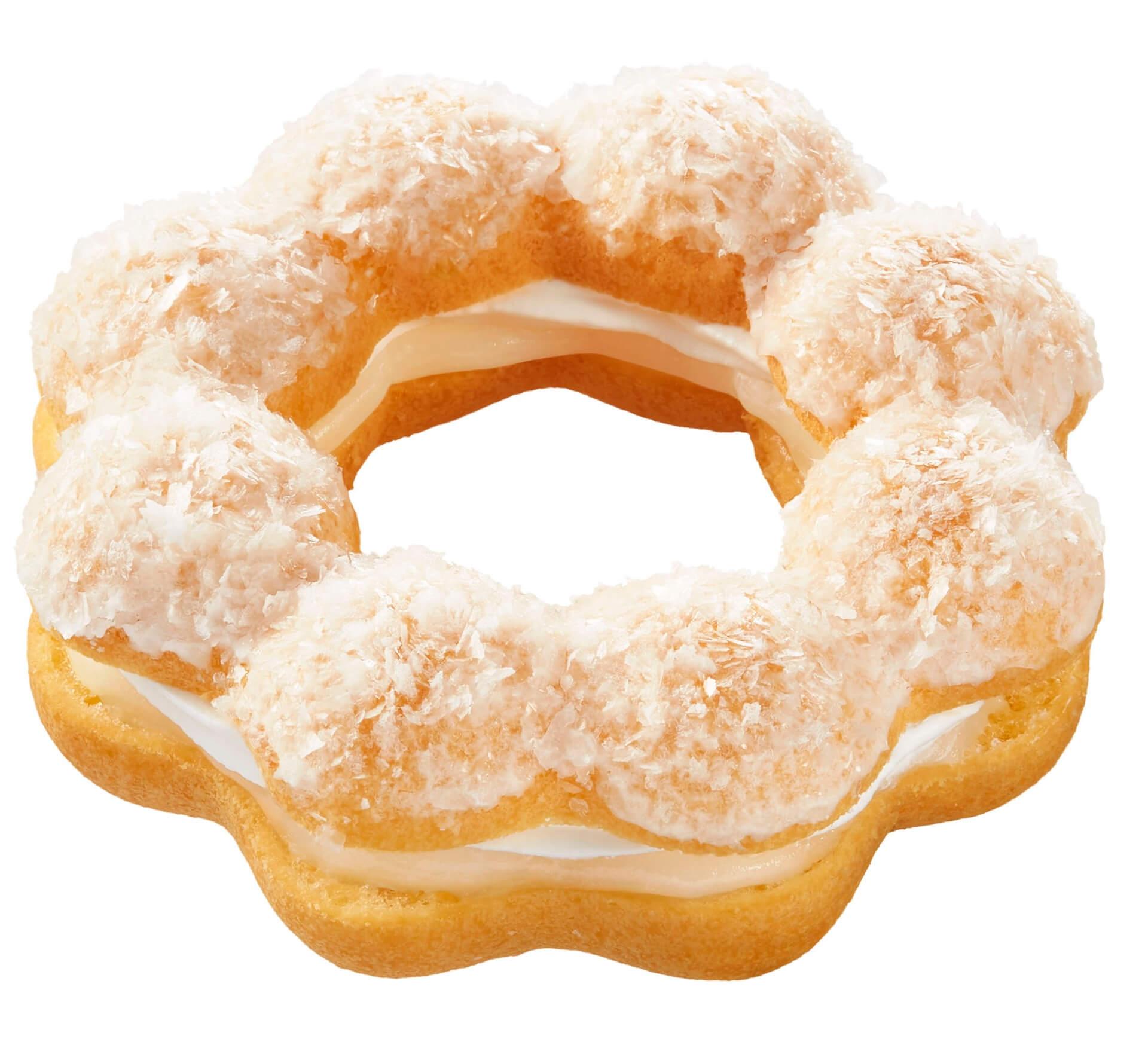 ミスタードーナツにもち×ドーナツの新食感スイーツ誕生!『もちクリームドーナツコレクション』全6種類が発売決定 gourmet200630_misterdonuts_4