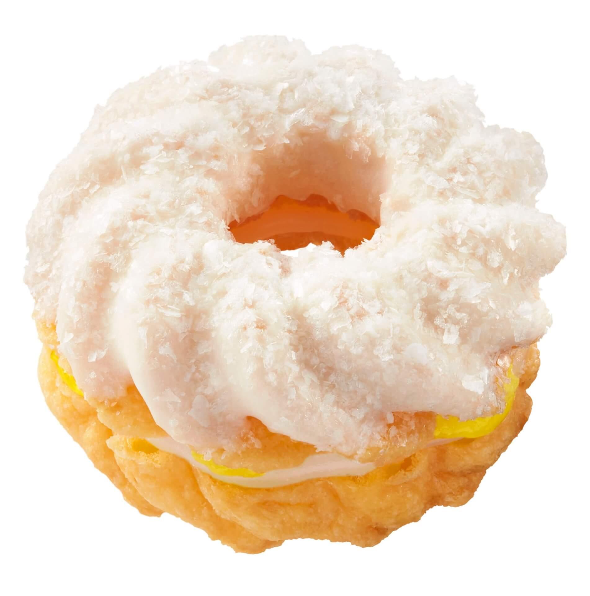 ミスタードーナツにもち×ドーナツの新食感スイーツ誕生!『もちクリームドーナツコレクション』全6種類が発売決定 gourmet200630_misterdonuts_5