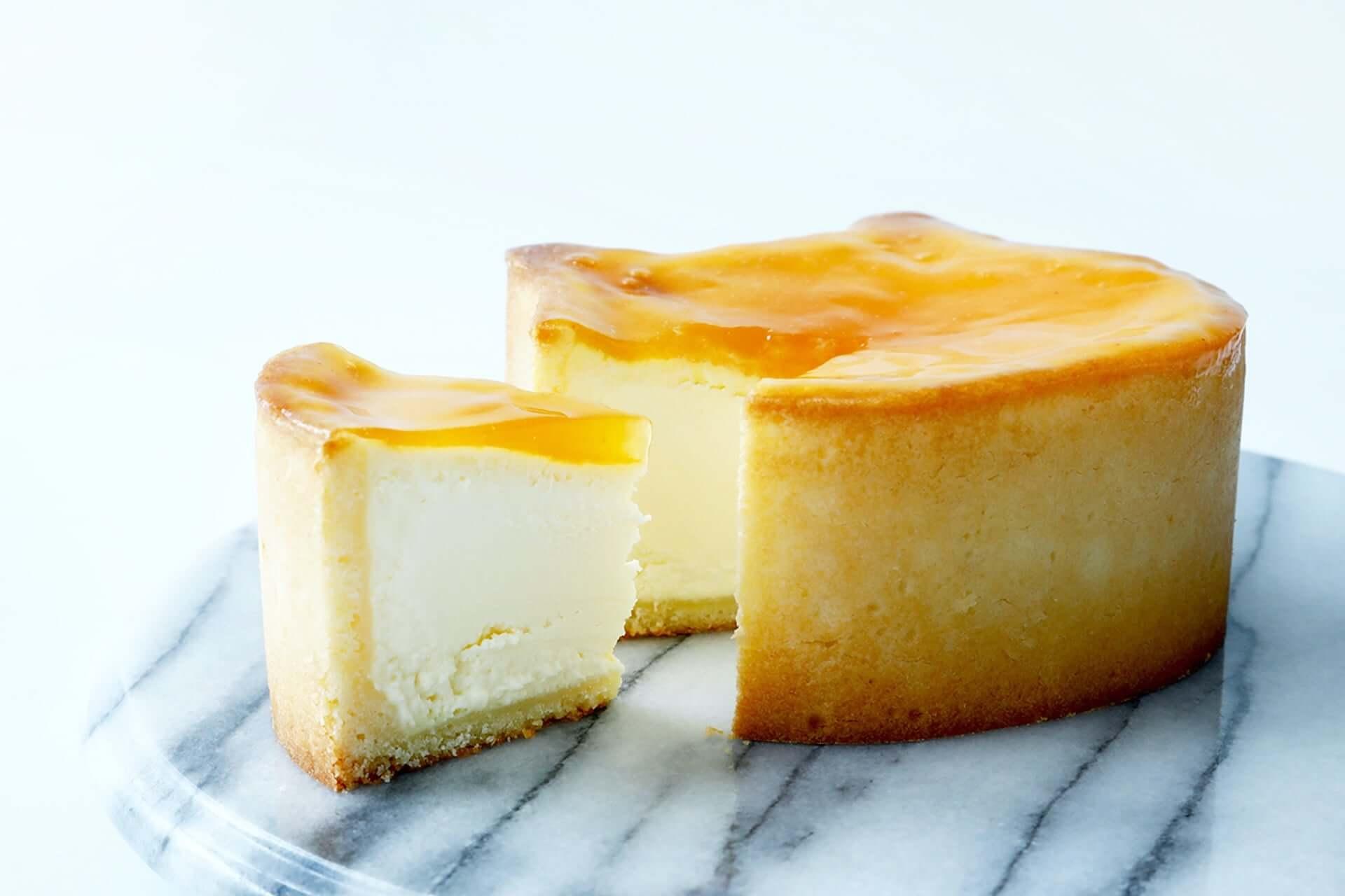 クリームの甘さとレモンの酸味がたまらない『ねこねこチーズケーキ~瀬戸内レモン~』が夏季・数量限定で新登場! gourmet200630_nekoneko_cheesecake_04-1920x1280