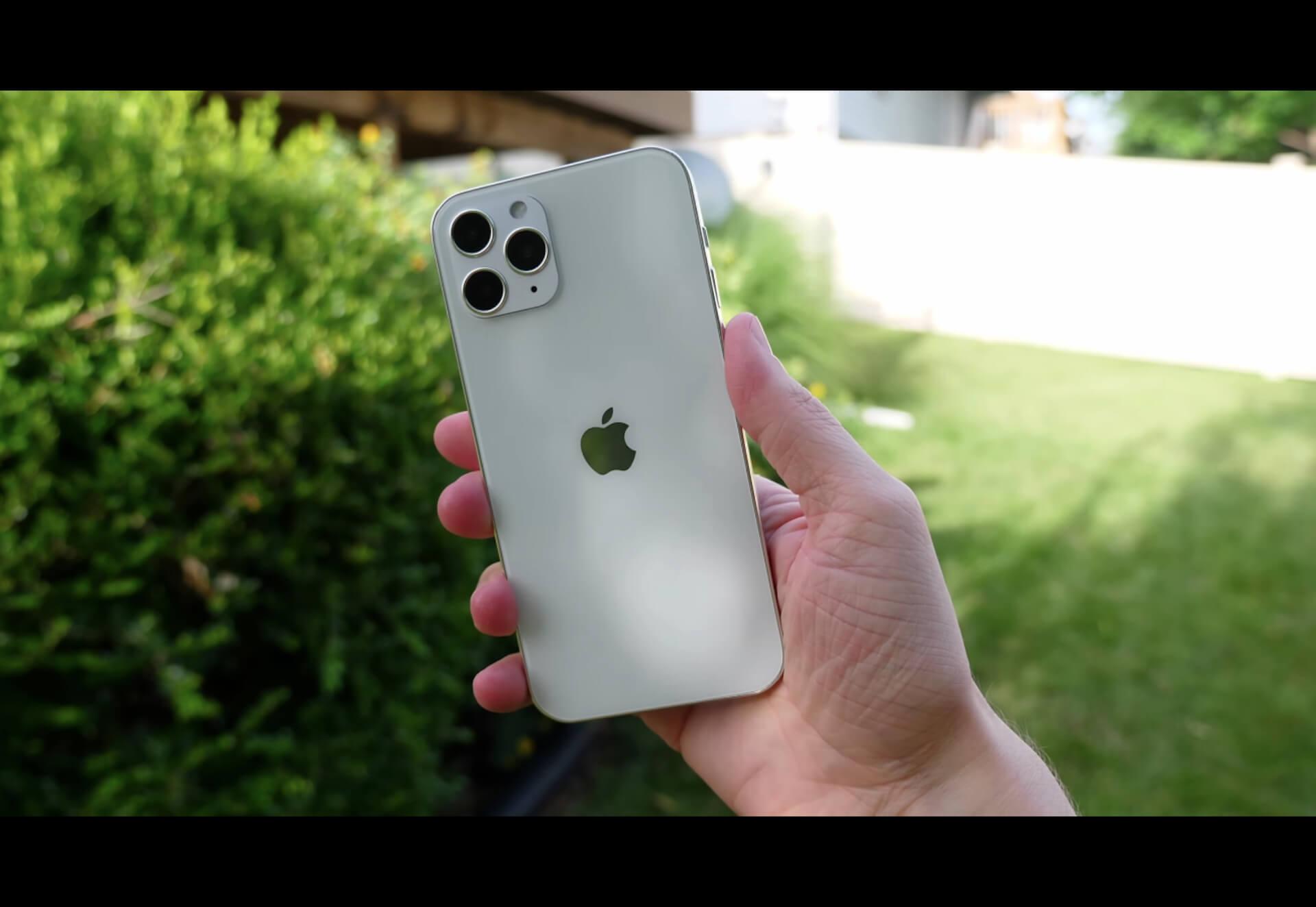 iPhone 12を手のひらに乗せるとこんな感じ?最新のモックアップ映像が公開 tech200630_iphone12_mockup_main