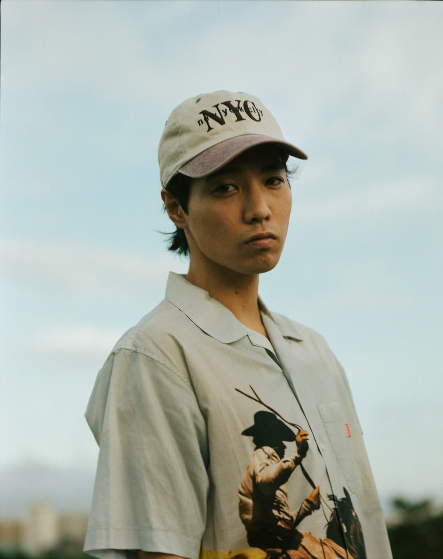 "Shin SakiuraがKANDYTOWNのRyohuを迎えた""More Life""の7インチをリリース!リミックスverもデジタル配信開始 music200701_shinsakiura_ryohu_02"