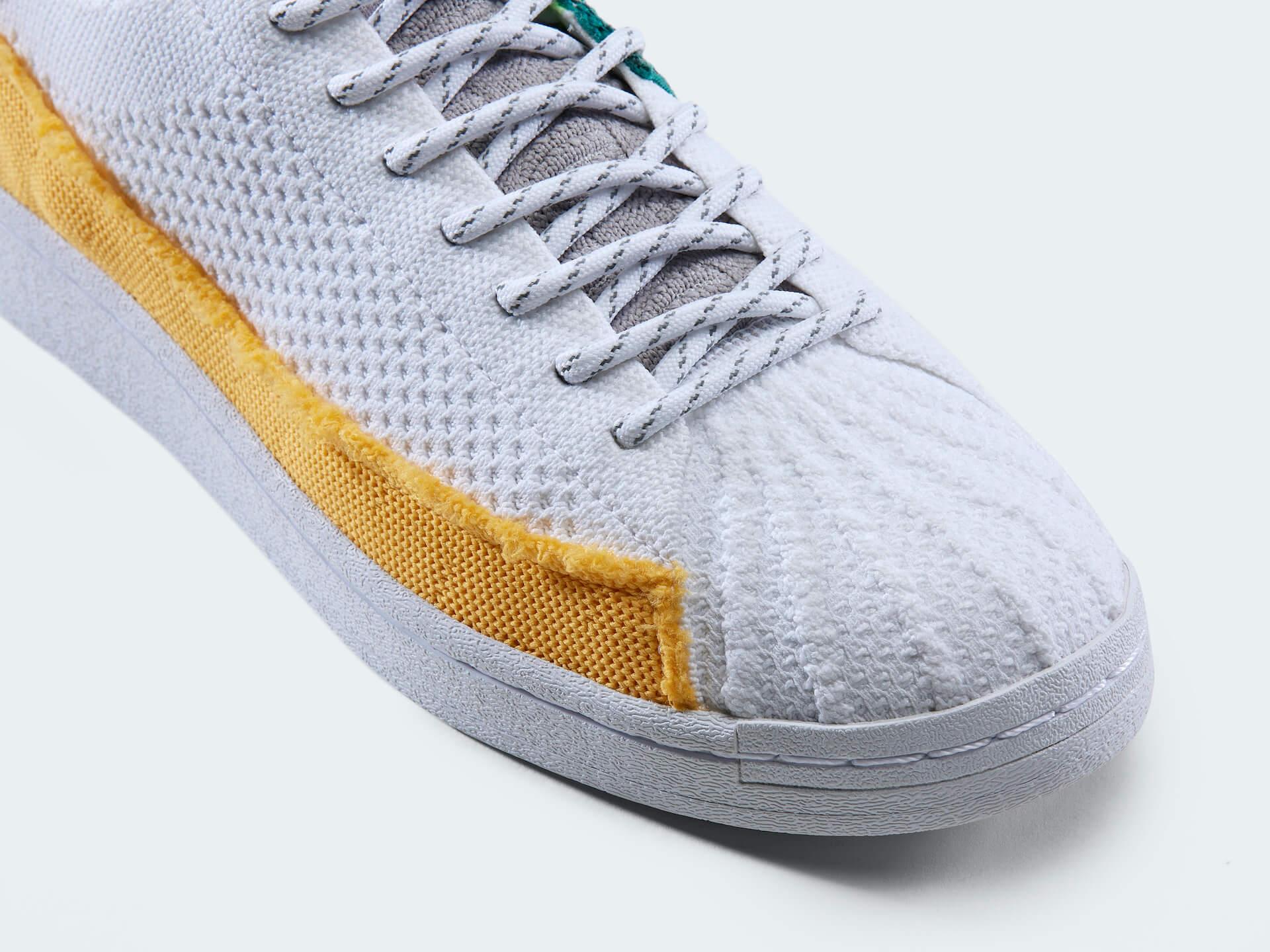 adidas Originalsとファレル・ウィリアムスのコラボ『SUPERSTAR』が登場!パッチワークパネルが目を引くデザイン lf200701_adidasporiginals_pharrelwilliams_03