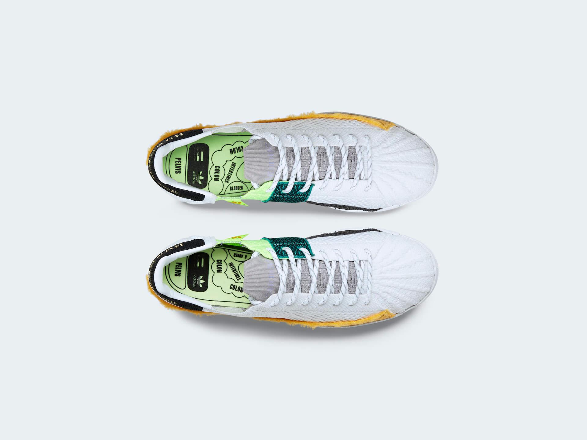 adidas Originalsとファレル・ウィリアムスのコラボ『SUPERSTAR』が登場!パッチワークパネルが目を引くデザイン lf200701_adidasporiginals_pharrelwilliams_05
