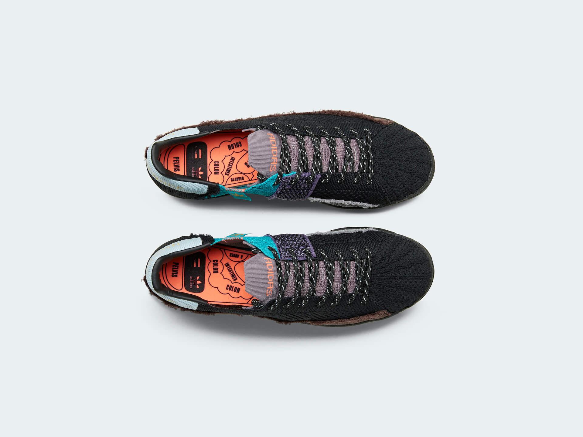 adidas Originalsとファレル・ウィリアムスのコラボ『SUPERSTAR』が登場!パッチワークパネルが目を引くデザイン lf200701_adidasporiginals_pharrelwilliams_10