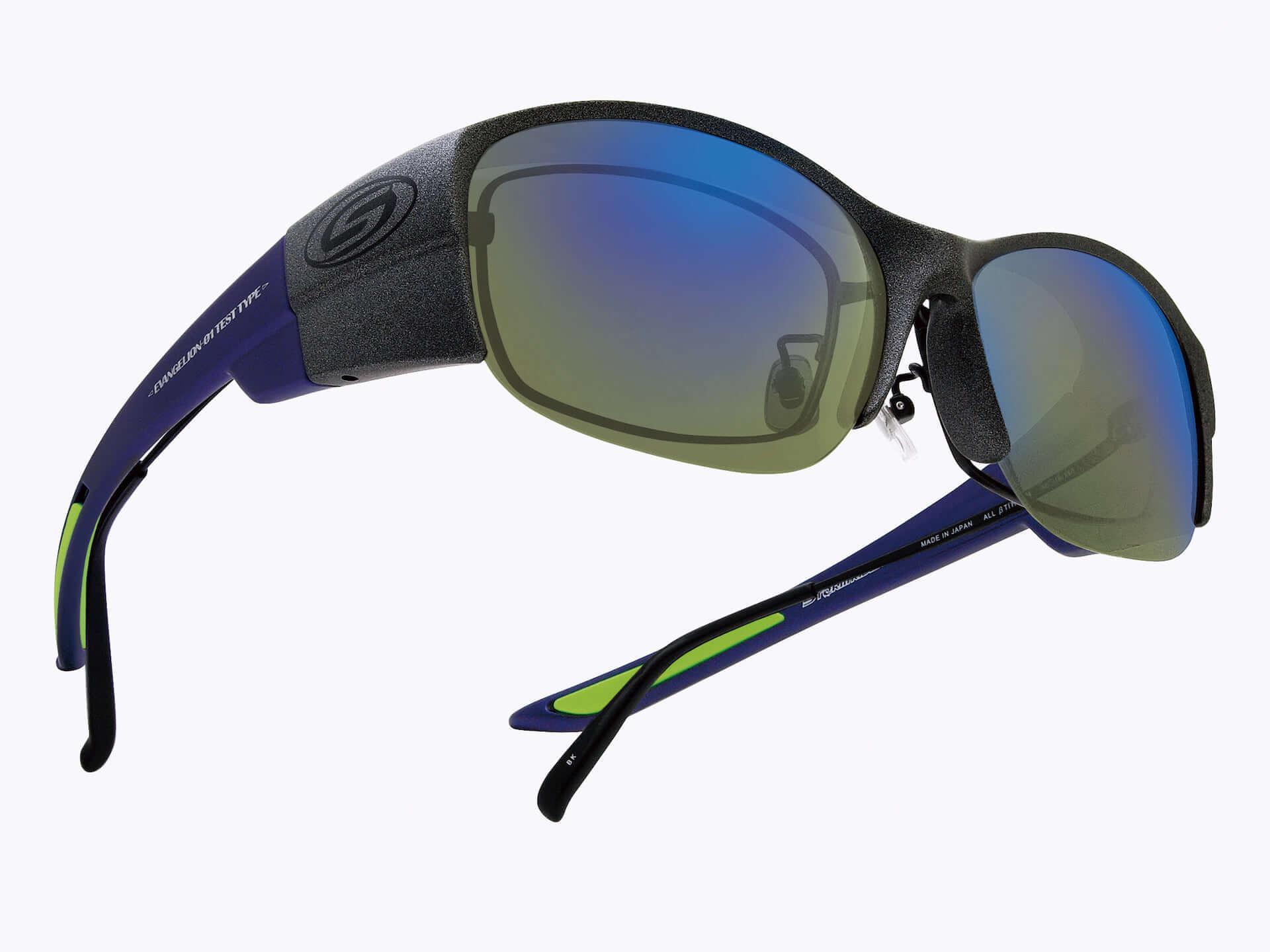「メガネの愛眼」× 新世紀エヴァンゲリオンの別注サングラスが発売中!EVA初号機をイメージした2型 lf200602_eva_sunglasses_03-1920x1440