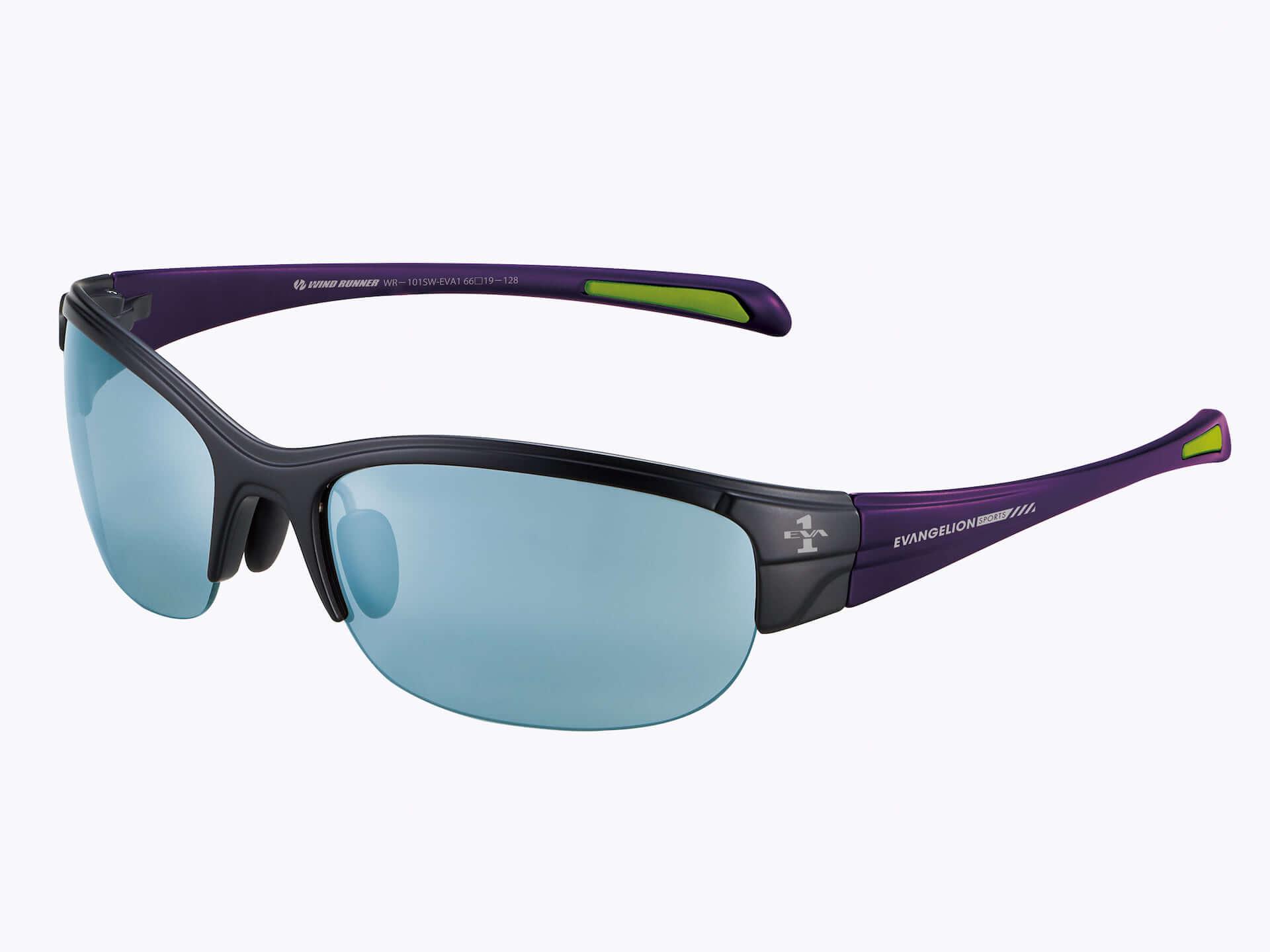 「メガネの愛眼」× 新世紀エヴァンゲリオンの別注サングラスが発売中!EVA初号機をイメージした2型 lf200602_eva_sunglasses_06-1920x1440
