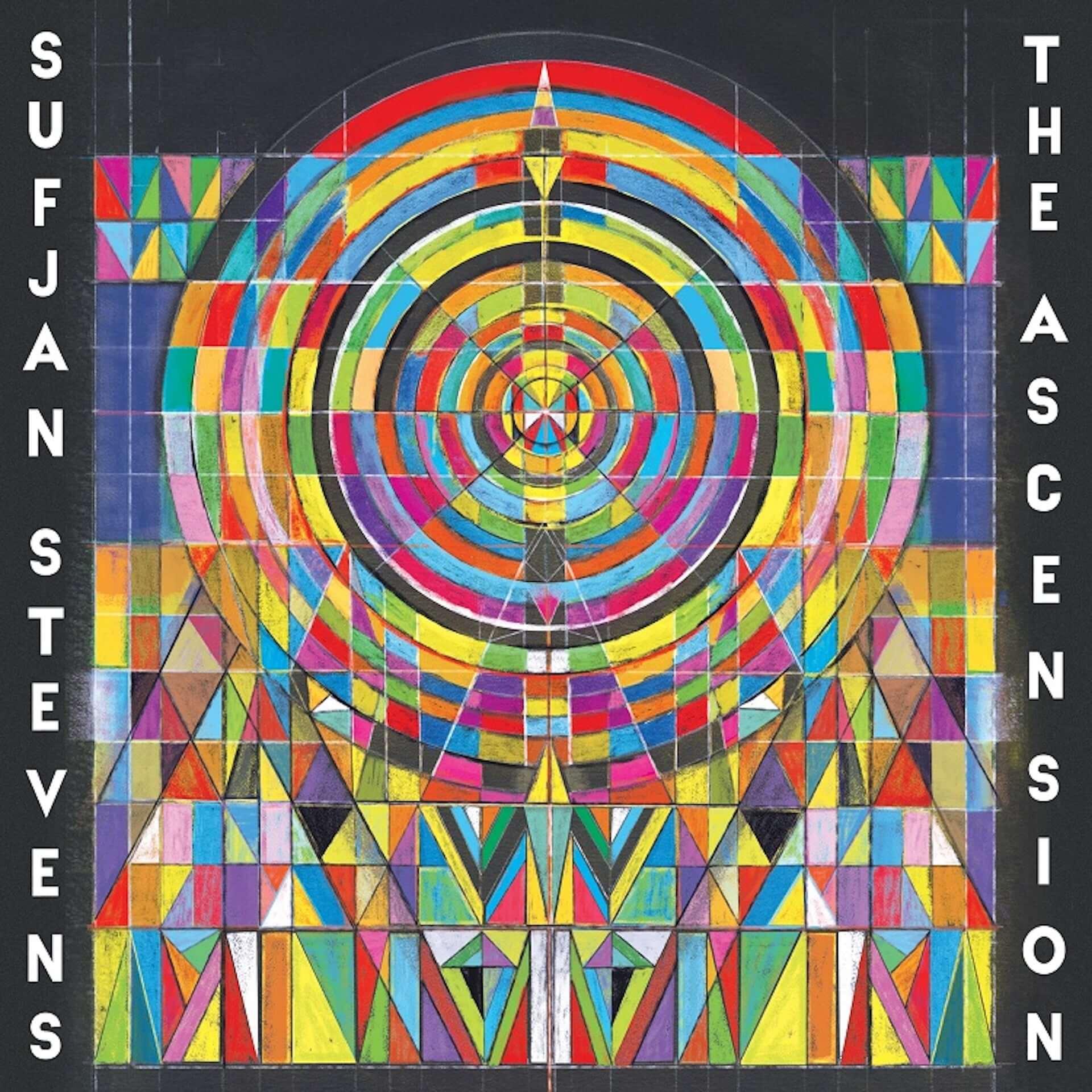 """Sufjan Stevensの5年振りの新アルバム『THE ASCENSION』がリリース決定!先行シングル""""America""""は明日公開 music200702_sufjanstevens_2-1-1920x1920"""