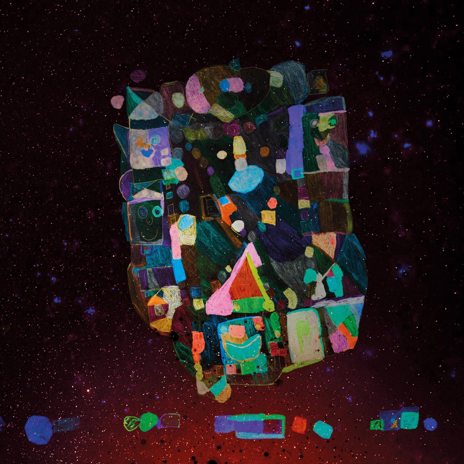 """〈Ninja Tune〉所属のLittle Dragon最新アルバム『New Me, Same Us』から""""Where You Belong""""のMVが公開 music200702_littledragon_2"""