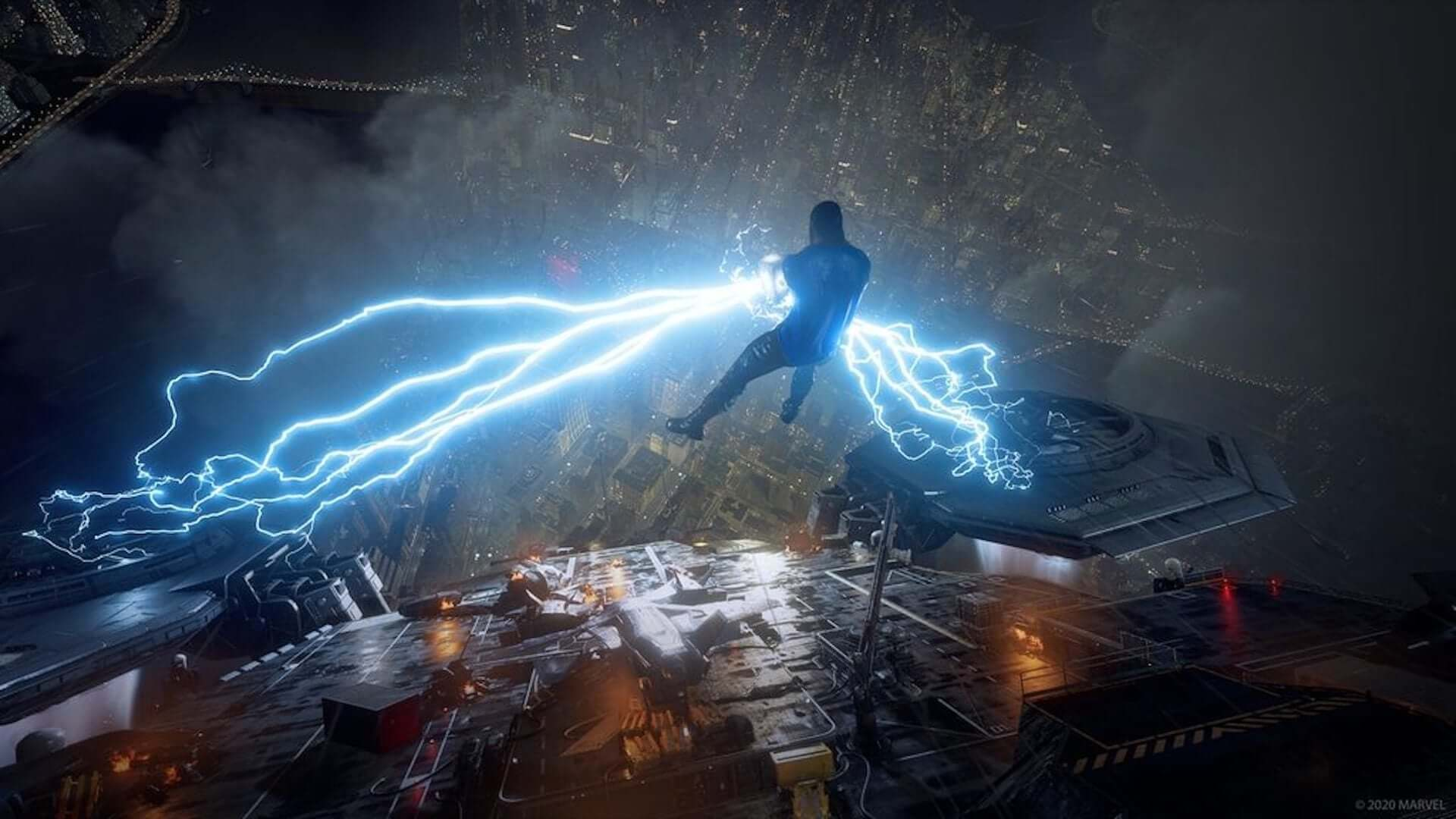 スクウェア・エニックス『Marvel's Avengers』のPlayStation 5/Xbox Series X版が発売決定!PS4/Xbox One版からの無料アップグレードも art200702_avengers_3-1920x1080