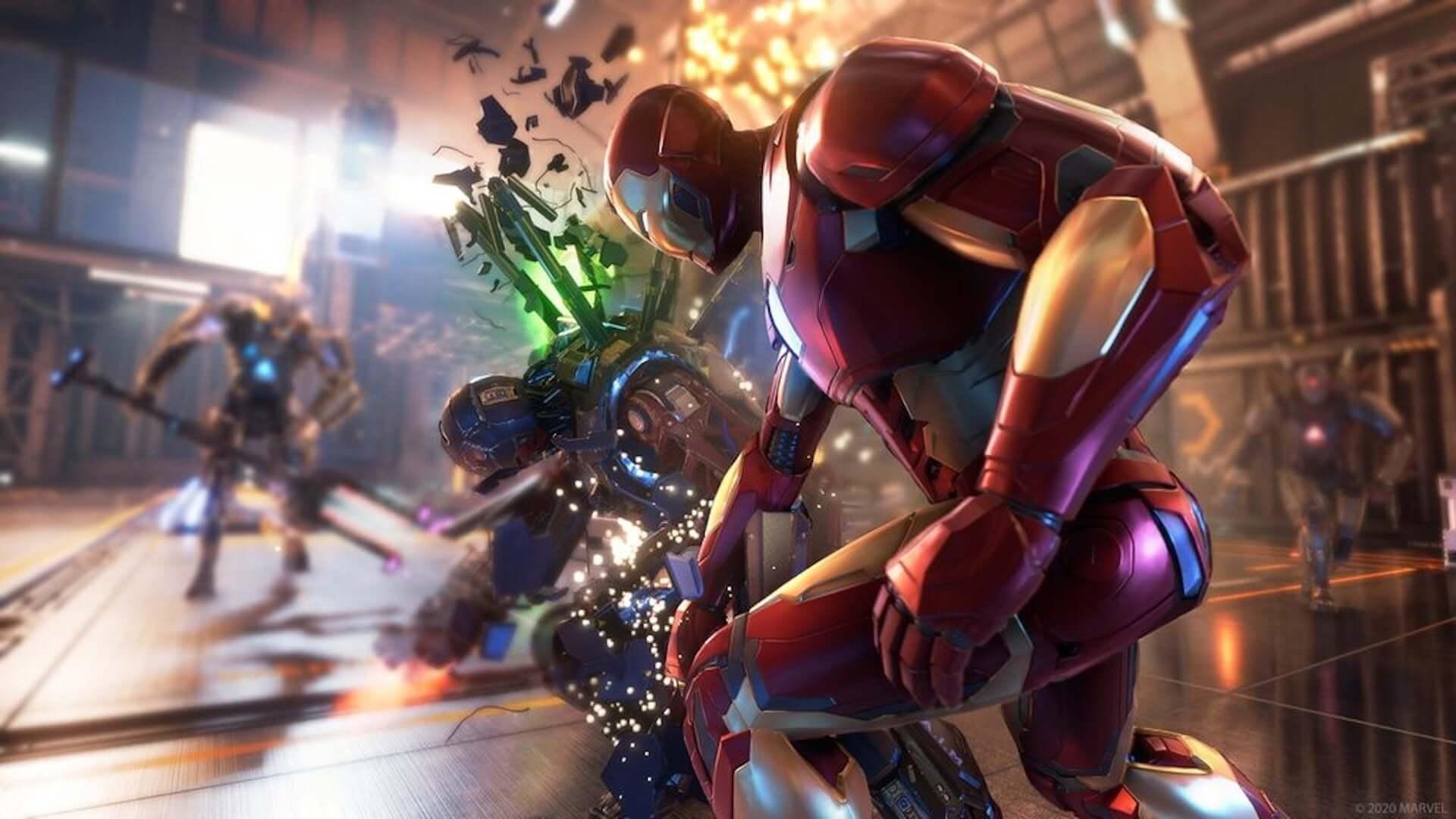 スクウェア・エニックス『Marvel's Avengers』のPlayStation 5/Xbox Series X版が発売決定!PS4/Xbox One版からの無料アップグレードも art200702_avengers_4-1920x1080