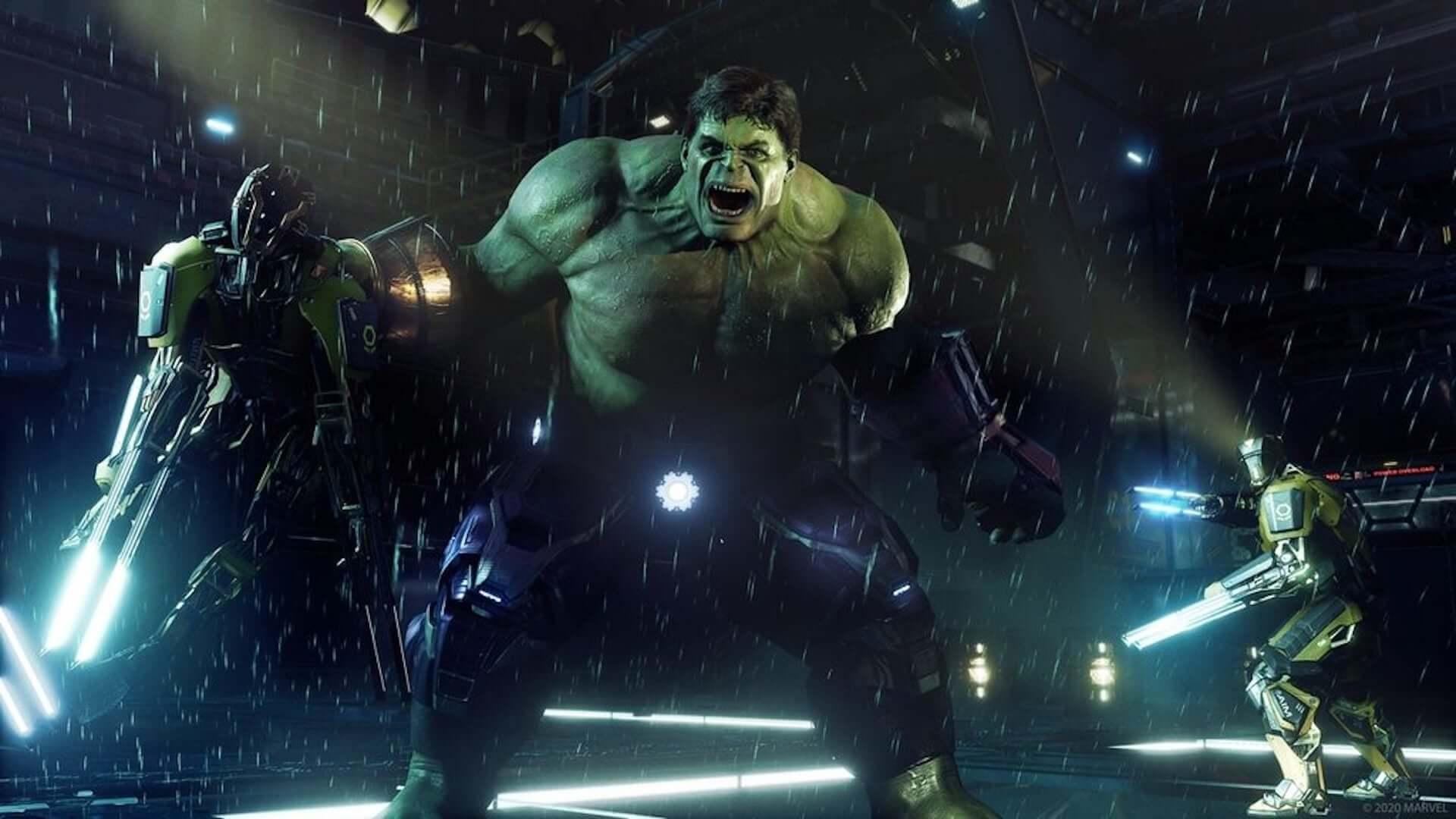 スクウェア・エニックス『Marvel's Avengers』のPlayStation 5/Xbox Series X版が発売決定!PS4/Xbox One版からの無料アップグレードも art200702_avengers_5-1920x1080