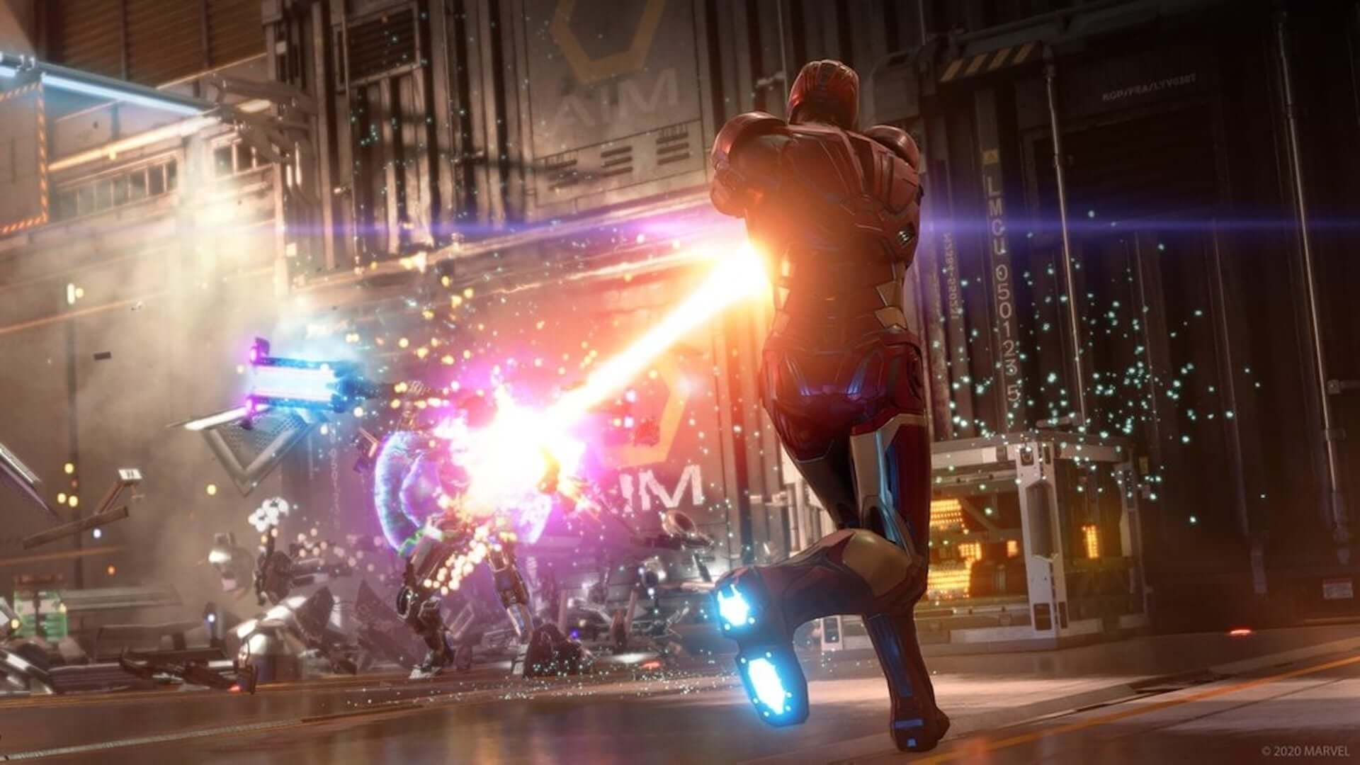 スクウェア・エニックス『Marvel's Avengers』のPlayStation 5/Xbox Series X版が発売決定!PS4/Xbox One版からの無料アップグレードも art200702_avengers_6-1920x1080