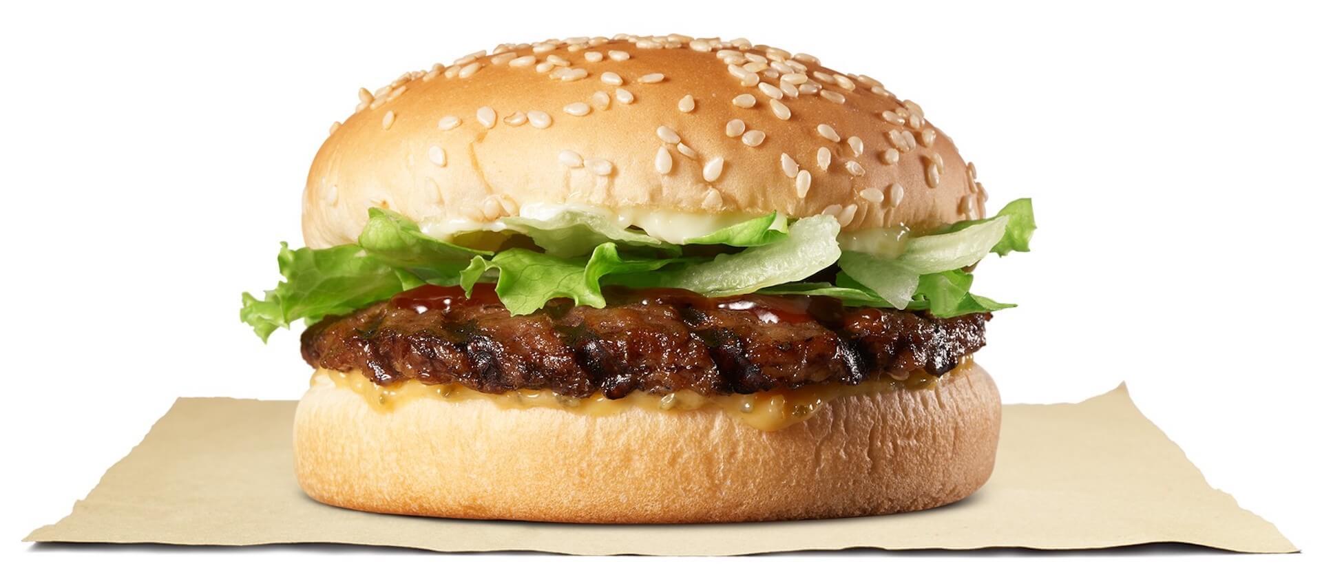 セットで550円!ダブルソースのテリヤキバーガーX、Y、Zがバーガーキング(R)から2週間限定で新発売 gourmet200703_burgerking_teriyakixyz_05