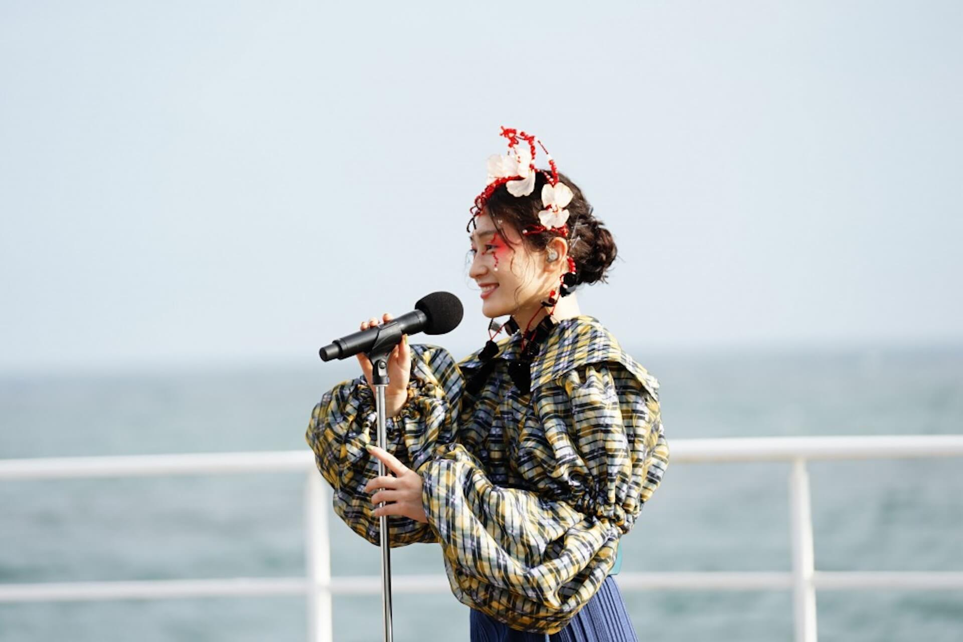 加山雄三『加山雄三の新世界』に参加したPUNPEE、スチャダラパー、ももクロらが出演!ストリーミングライブレポートが到着 music200706_kayamayuzo_5
