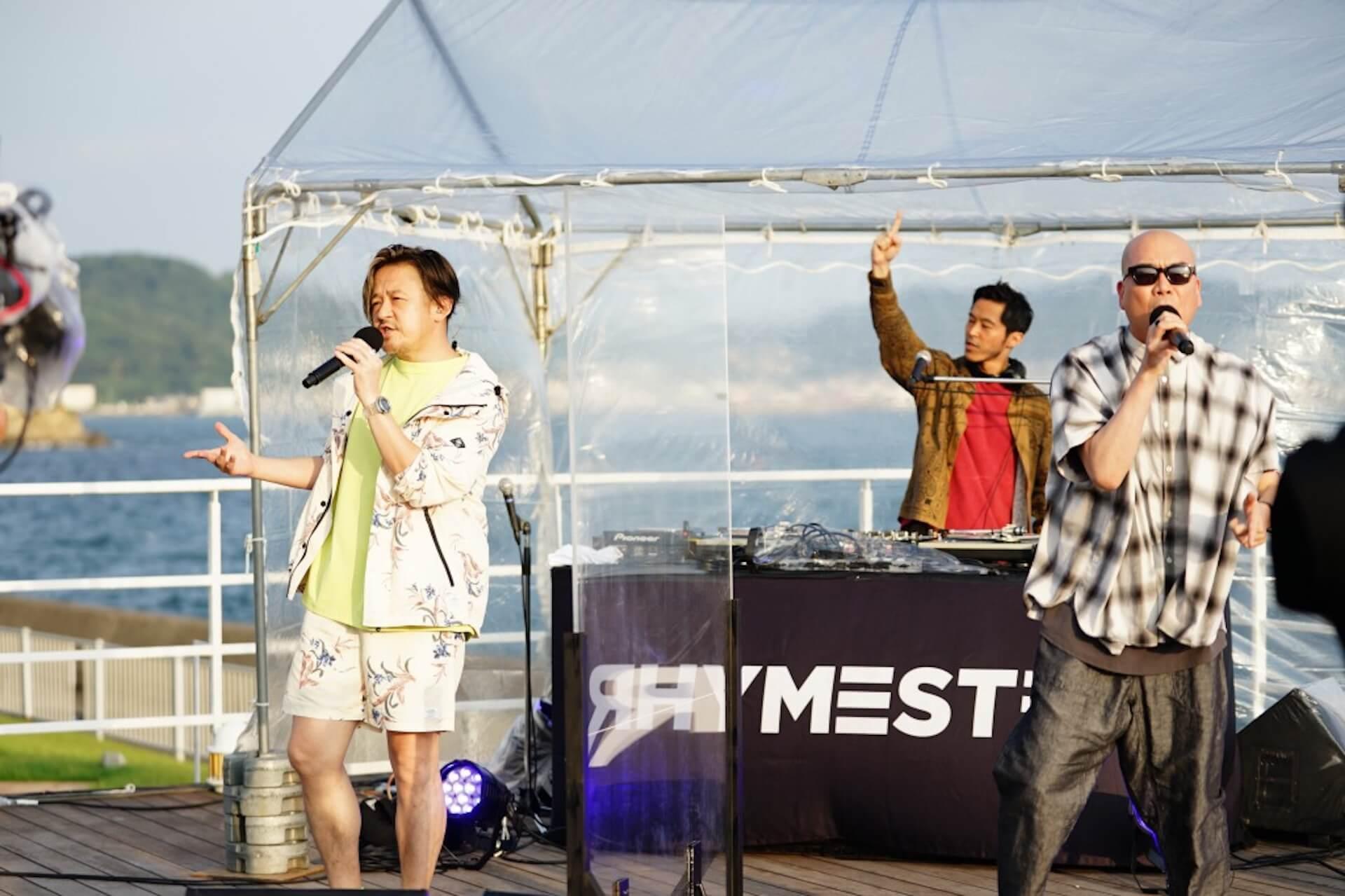 加山雄三『加山雄三の新世界』に参加したPUNPEE、スチャダラパー、ももクロらが出演!ストリーミングライブレポートが到着 music200706_kayamayuzo_9