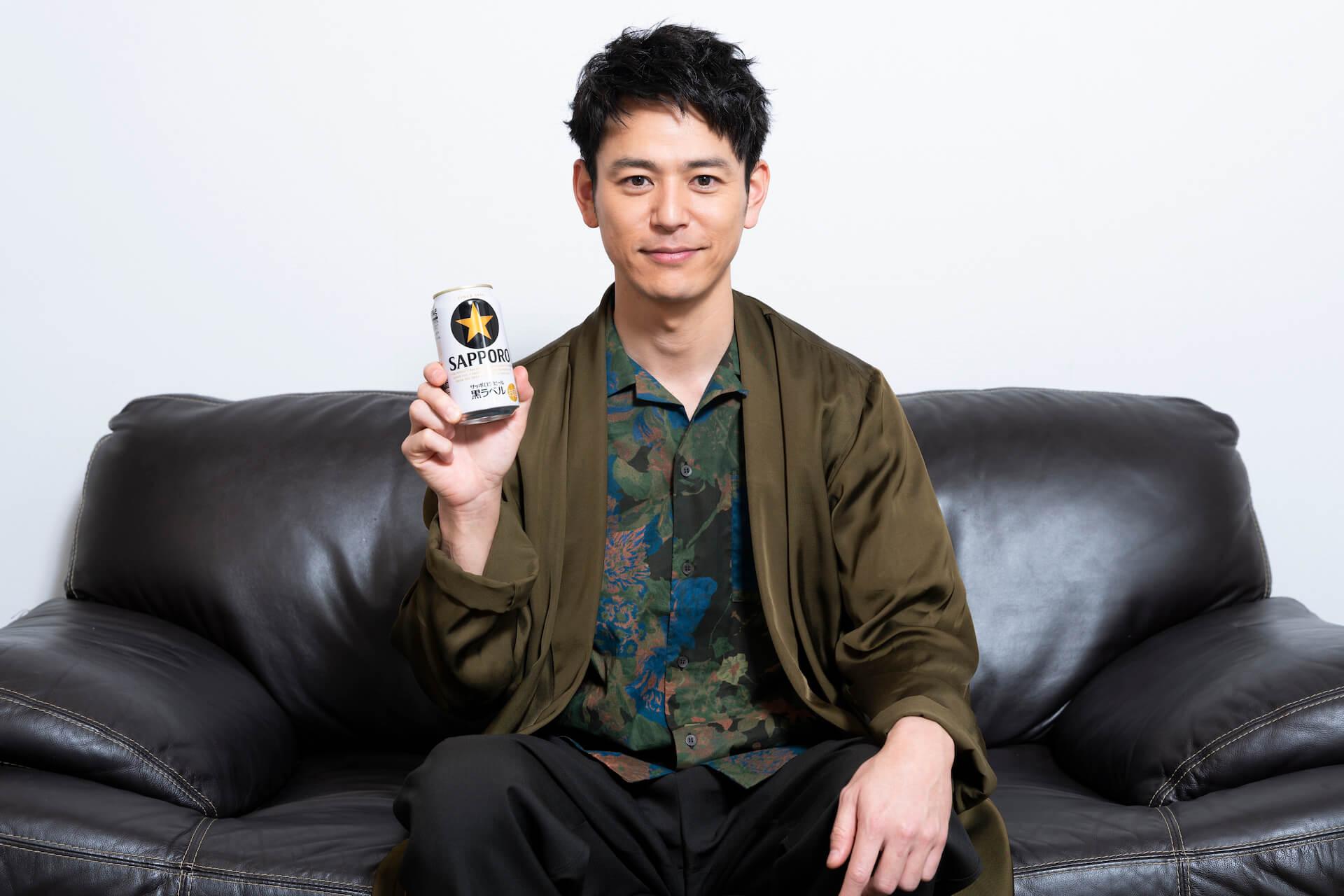 King Gnu常田大希が音楽について語るサッポロビールのCM新バージョンが放映決定!ホームページで特別メッセージムービーも公開 art200707_tsunetadaiki_beer_12