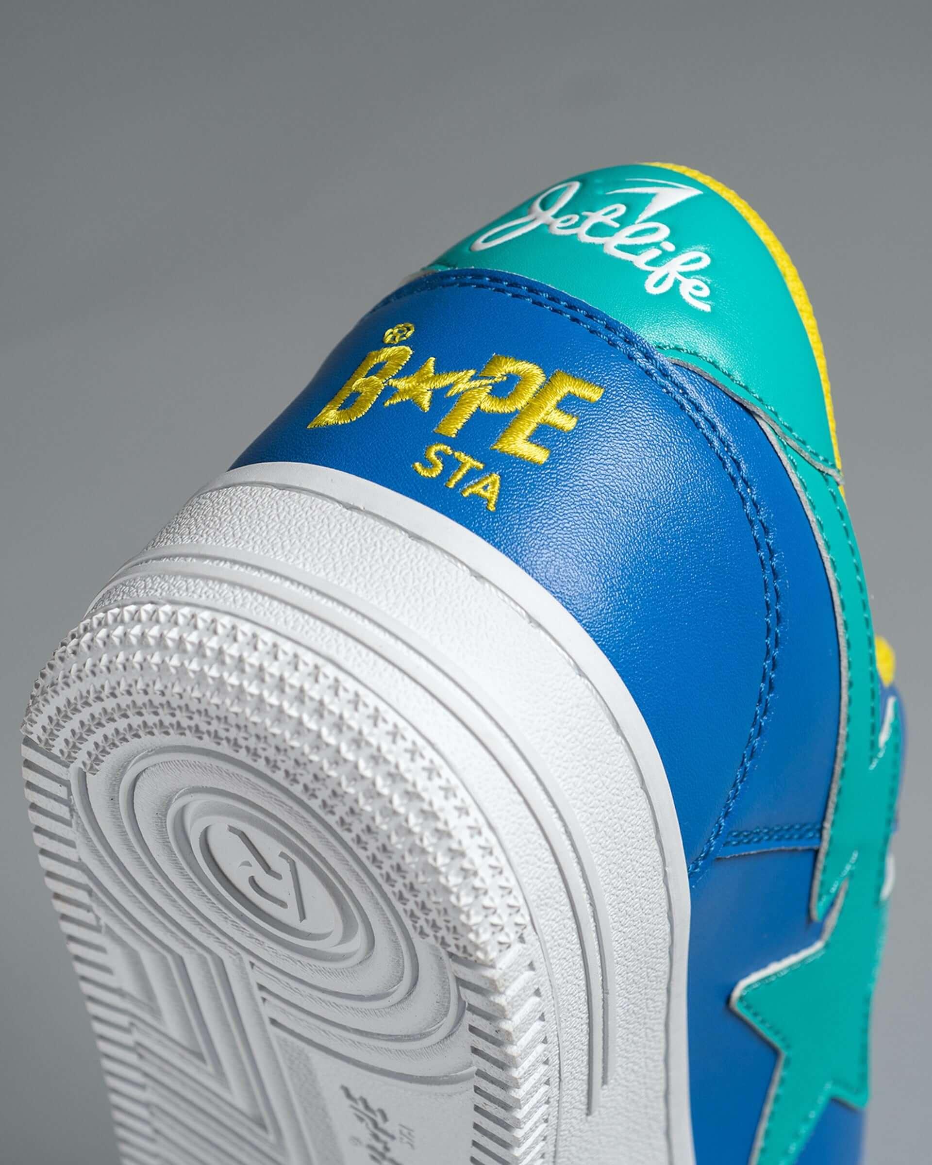 BAPE®︎とCurren$yのコラボが実現!〈Jet Life〉のロゴが刻印された『BAPE STA™』が発売決定 lf200707_bape_currensy_3-1920x2400