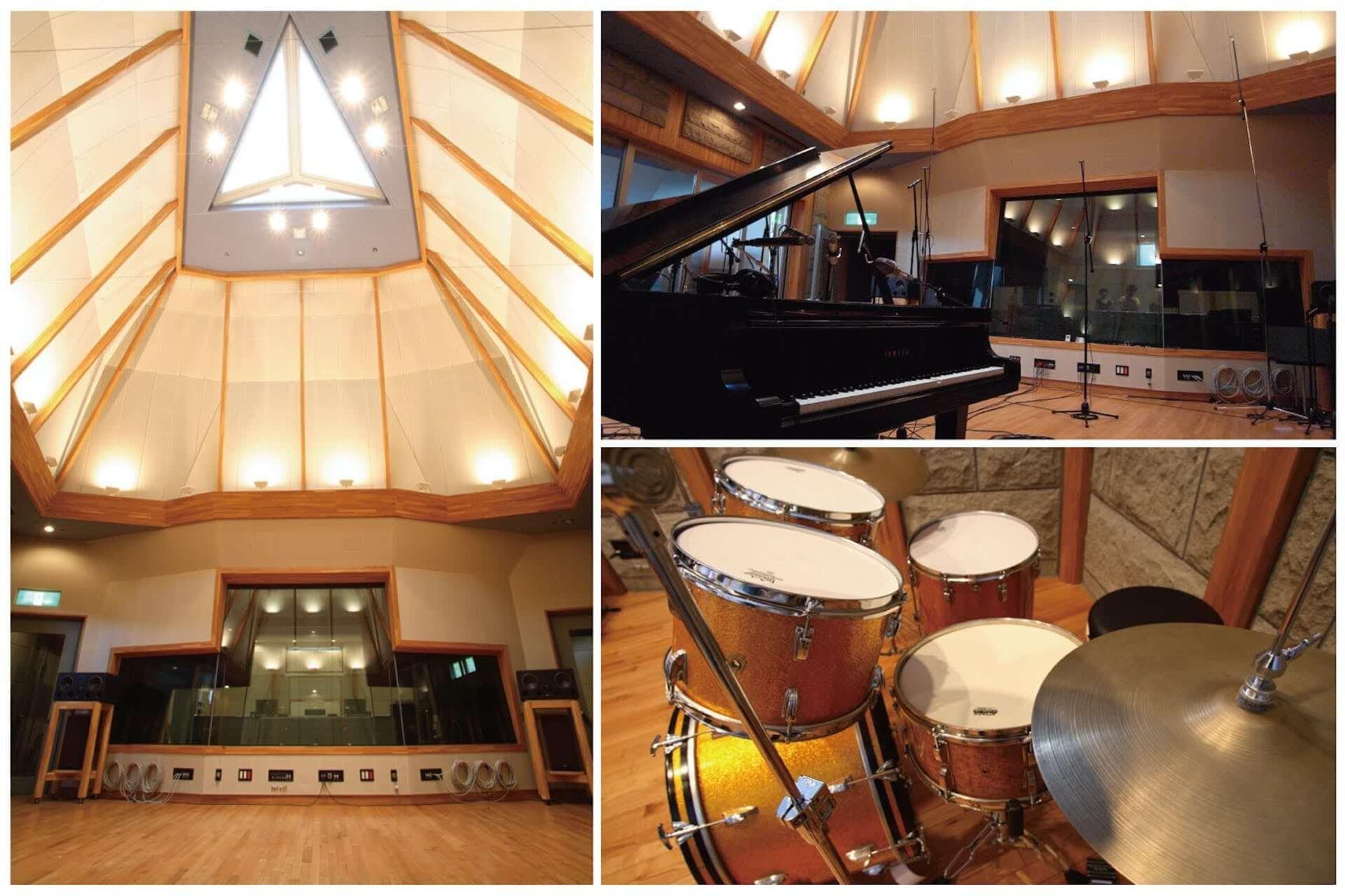 坂本龍一×大貫妙子のアルバムもレコーディングされた札幌「芸森スタジオ&CloudLodge」応援クラウドファンディングが実施中! art200707_sapporo_geimori_st_9-1920x1280