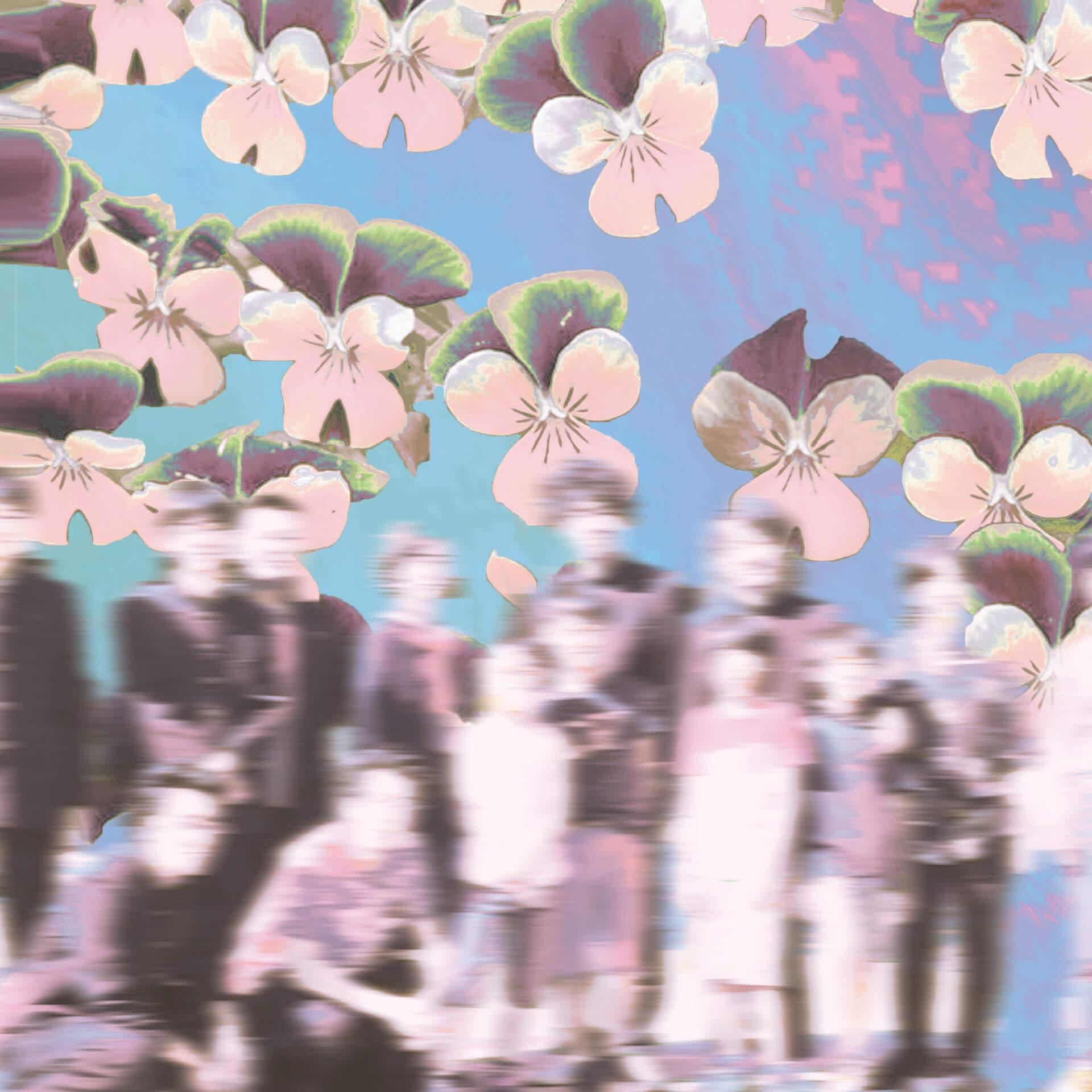 """京都発""""彼岸のラヴァーズ・ロック""""!ラブワンダーランドの1stアルバム『永い昼』が本日リリース music200707-lovewonderland-2"""