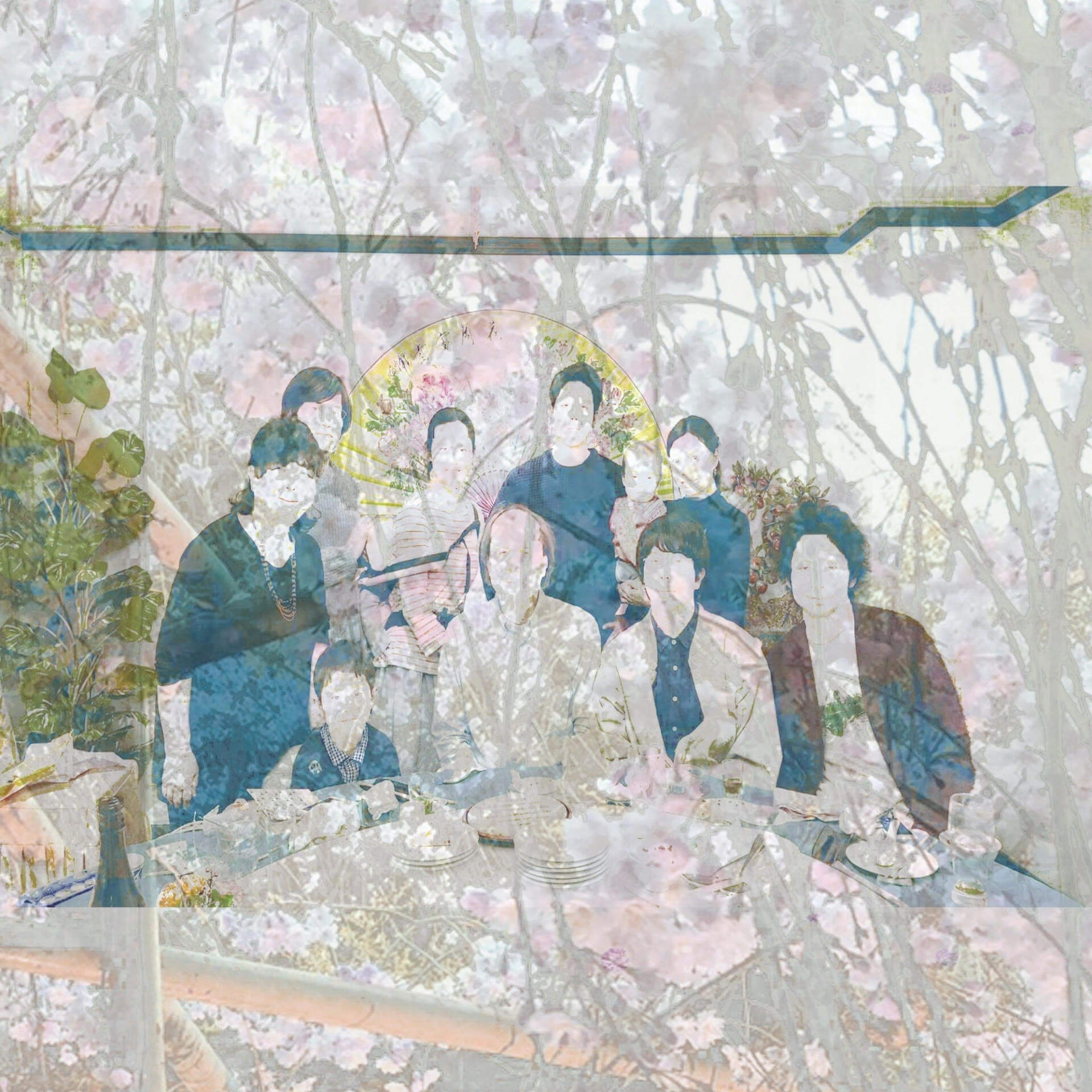 """京都音楽シーンより""""彼岸のラヴァーズ・ロック""""を届けるレゲエ・バンド、ラブワンダーランドが1stアルバム『永い昼』をリリース music200707-lovewonderland-3"""