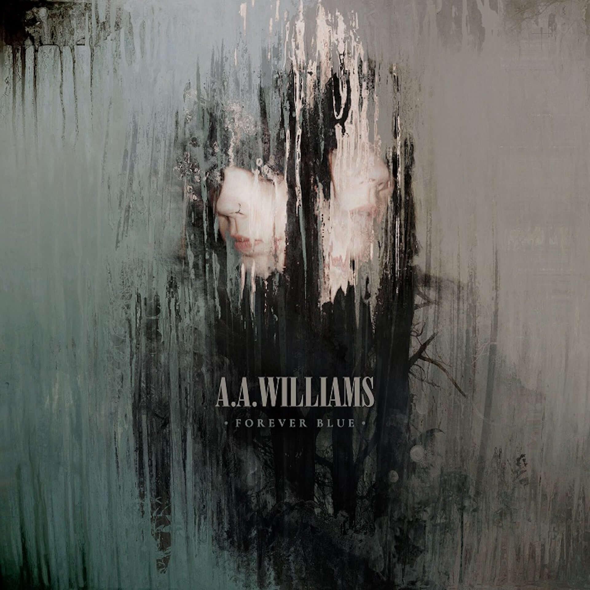 ロンドンのSSW、A.A. Williamsがポストロックとポストクラシカルを融合させたデビューアルバム『Forever Blue』を〈Bella Union〉から発売決定! music200709_aa_williams_1-1920x1920