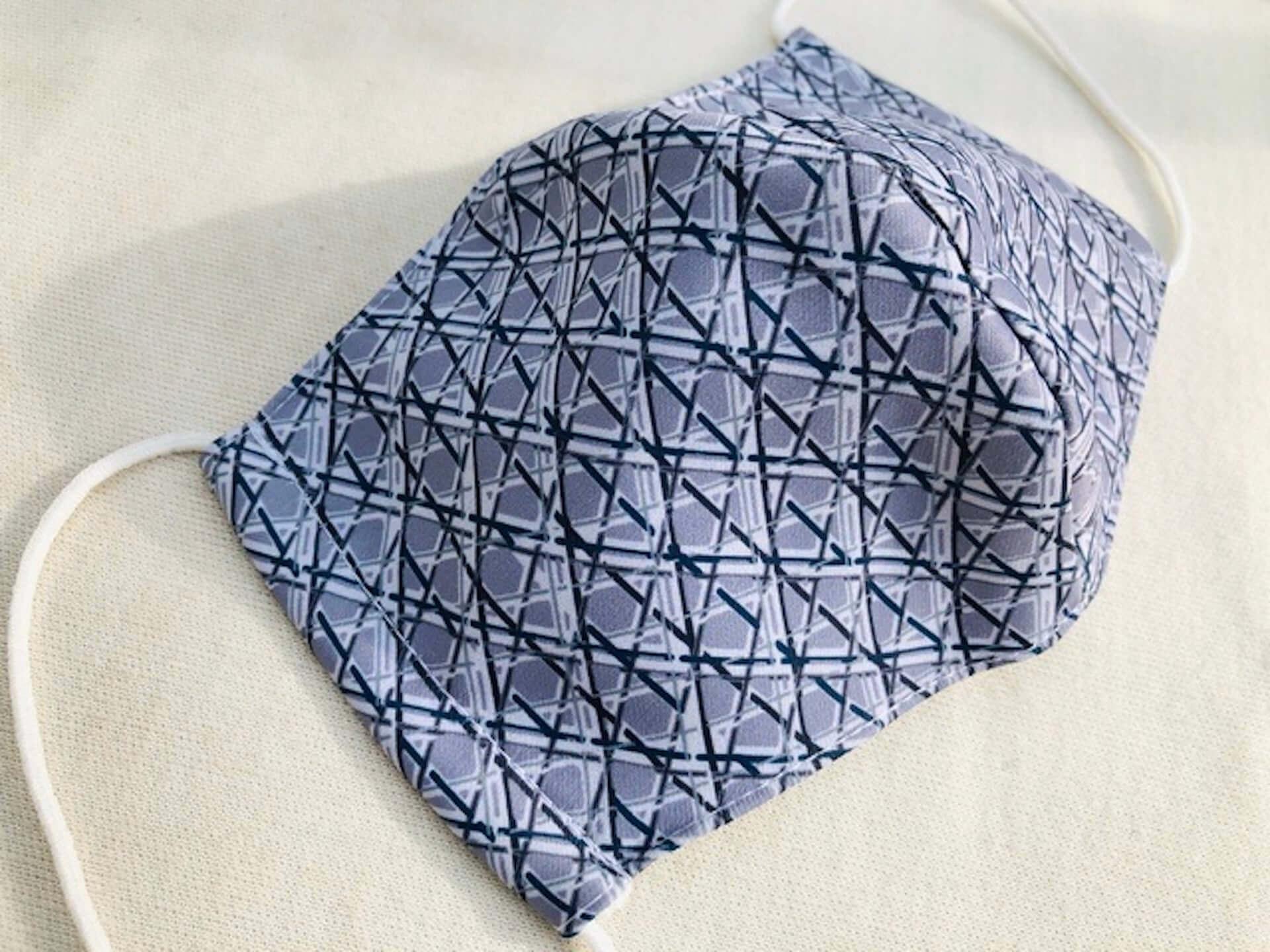 天然竹繊維糸を用いたサスティナブルな布マスク『COOL BAMBOO』がクラウドファンディング「Makuake」にて発売! lf200709_mask_coolbamboo_2-1920x1440