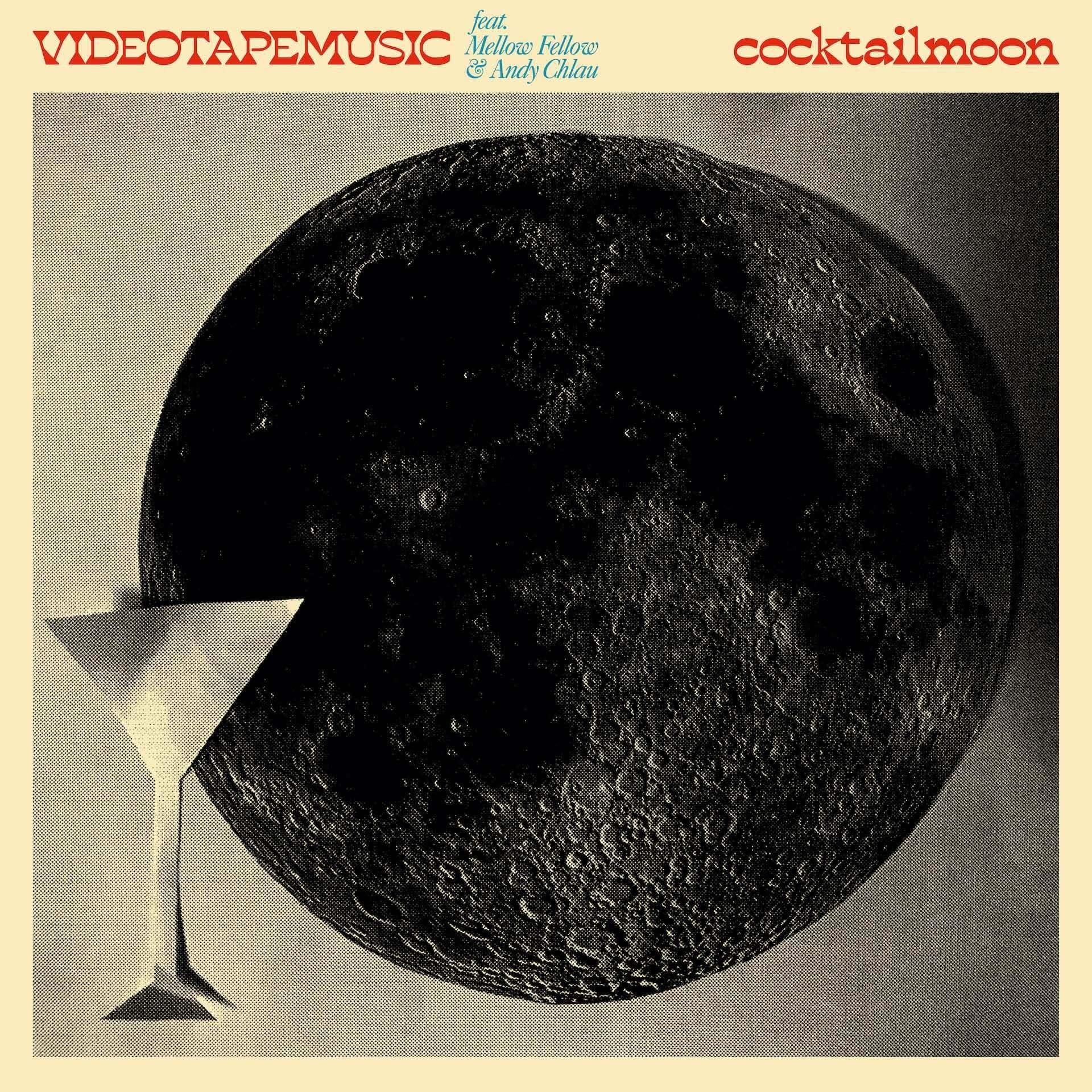 "VIDEOTAPEMUSICが10インチでシングルカットした""Cocktail Moon""のMVを公開!映像監督は上山悠二 music200709_videotapemusic_2-1920x1920"