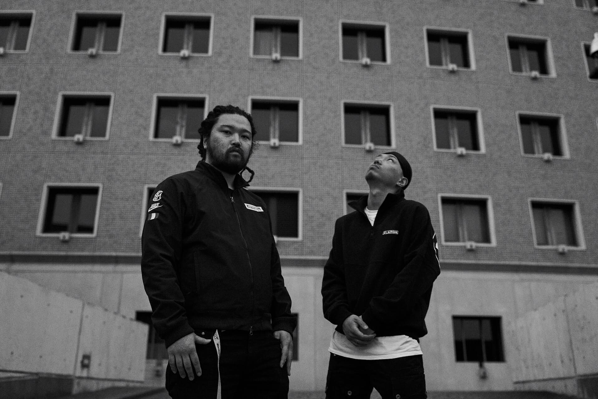 "KANDYTOWNのGottz & MUDによる1stアルバム『VERTEX』がリリース|配信ライブ開催&""Adrenalin""も解禁 music200710_gottz_mud_6"