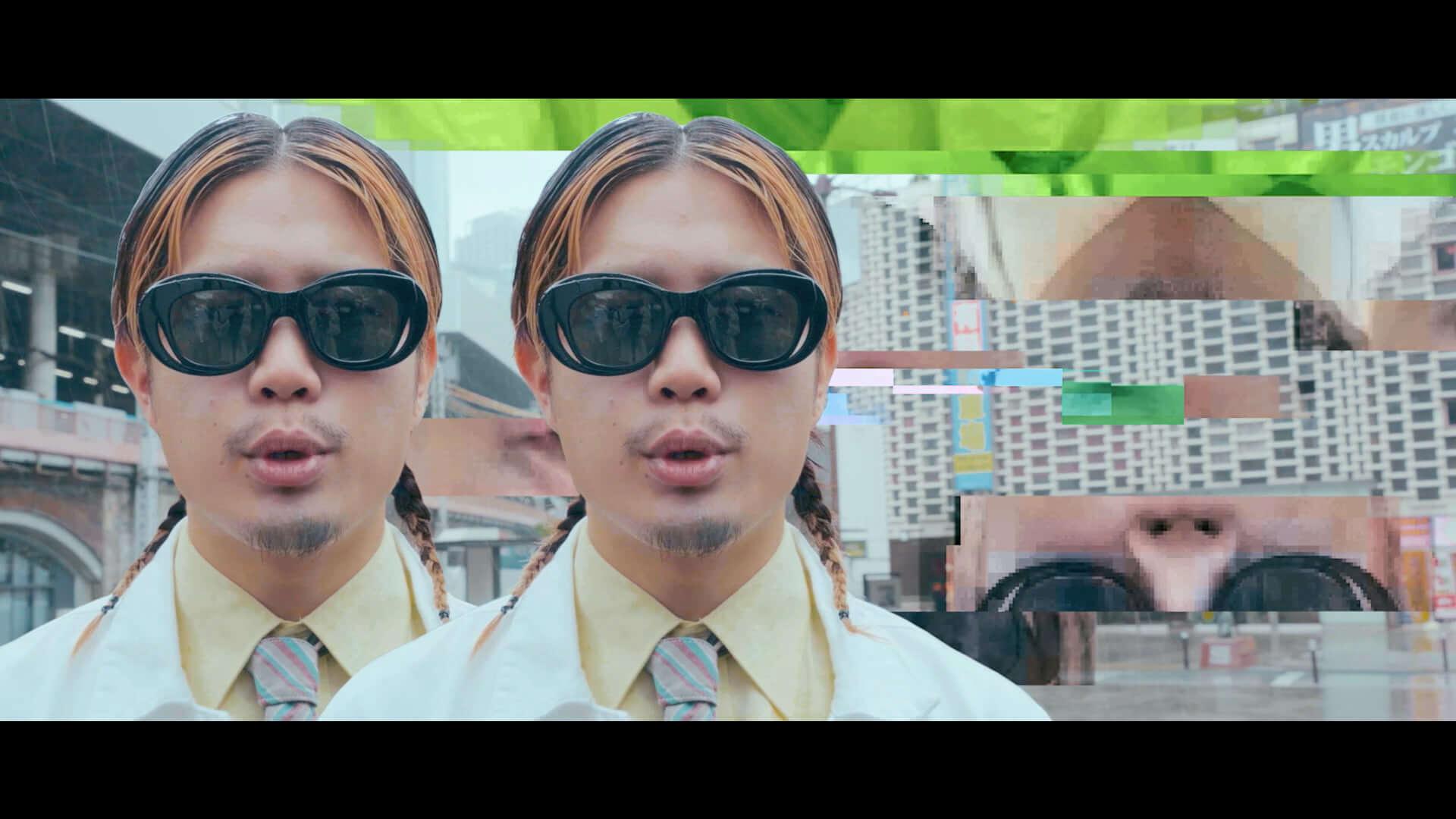 """gatoが最新曲""""G0""""のMVを公開!若手映像監督・Nasty Men$ahが無重力感を演出 music200710_gato_2-1920x1080"""