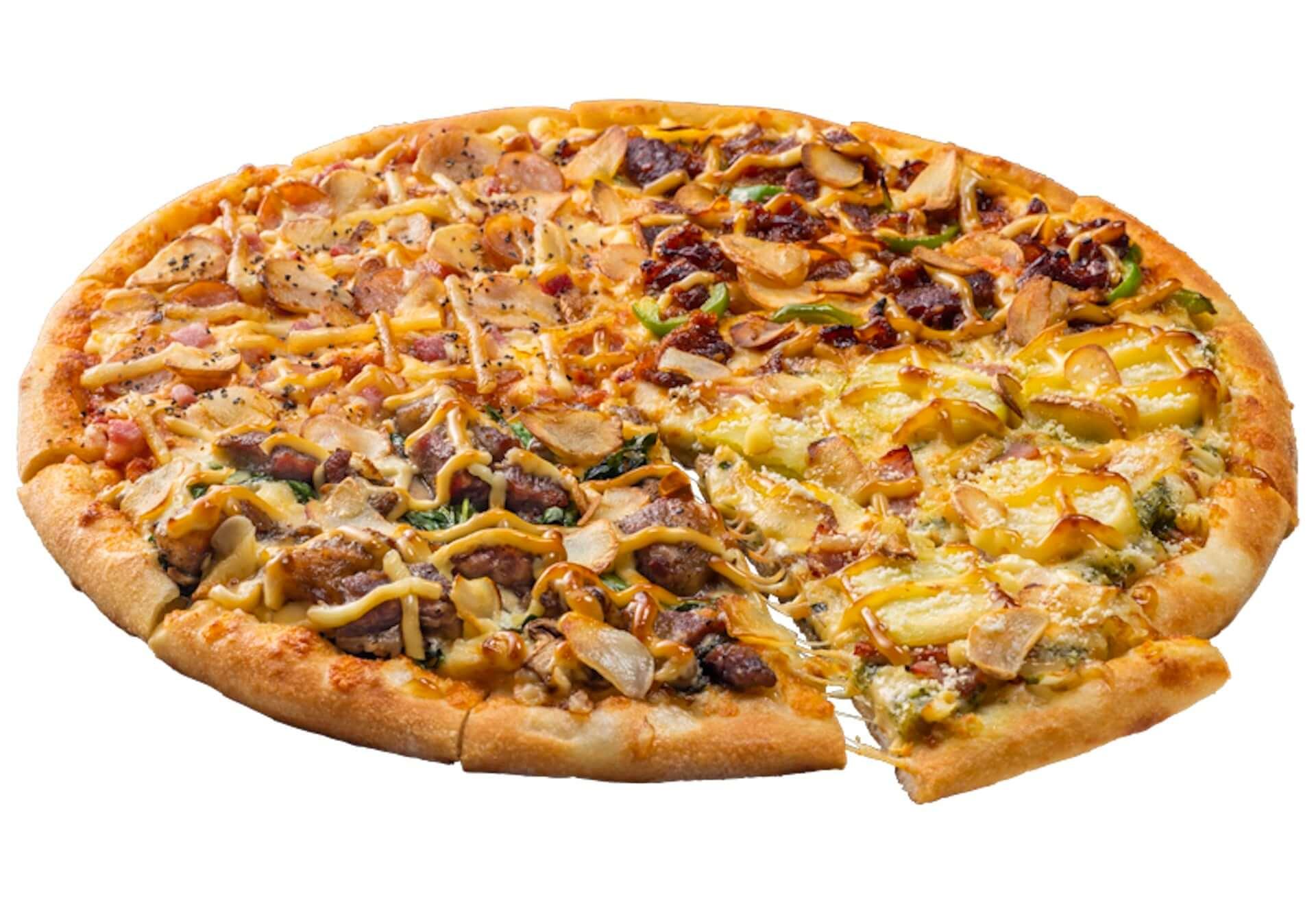 ピザの常識を覆す!?ドミノ・ピザの「裏ドミノ」シリーズ第2弾が期間限定で発売 『3kgポテト』『欲望の塊クワトロ』も登場 gourmet200713_dominos_pizza_3-1920x1320